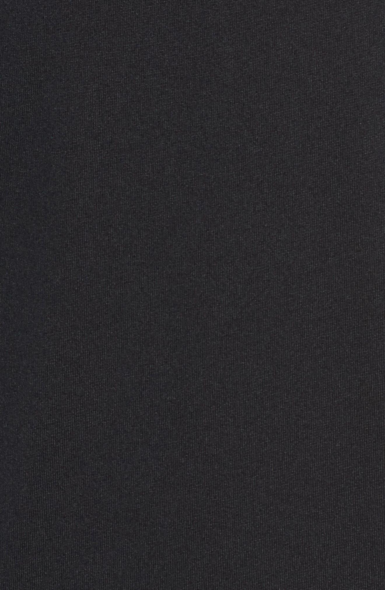 Goodsport T-Shirt,                             Alternate thumbnail 5, color,                             JET BLACK