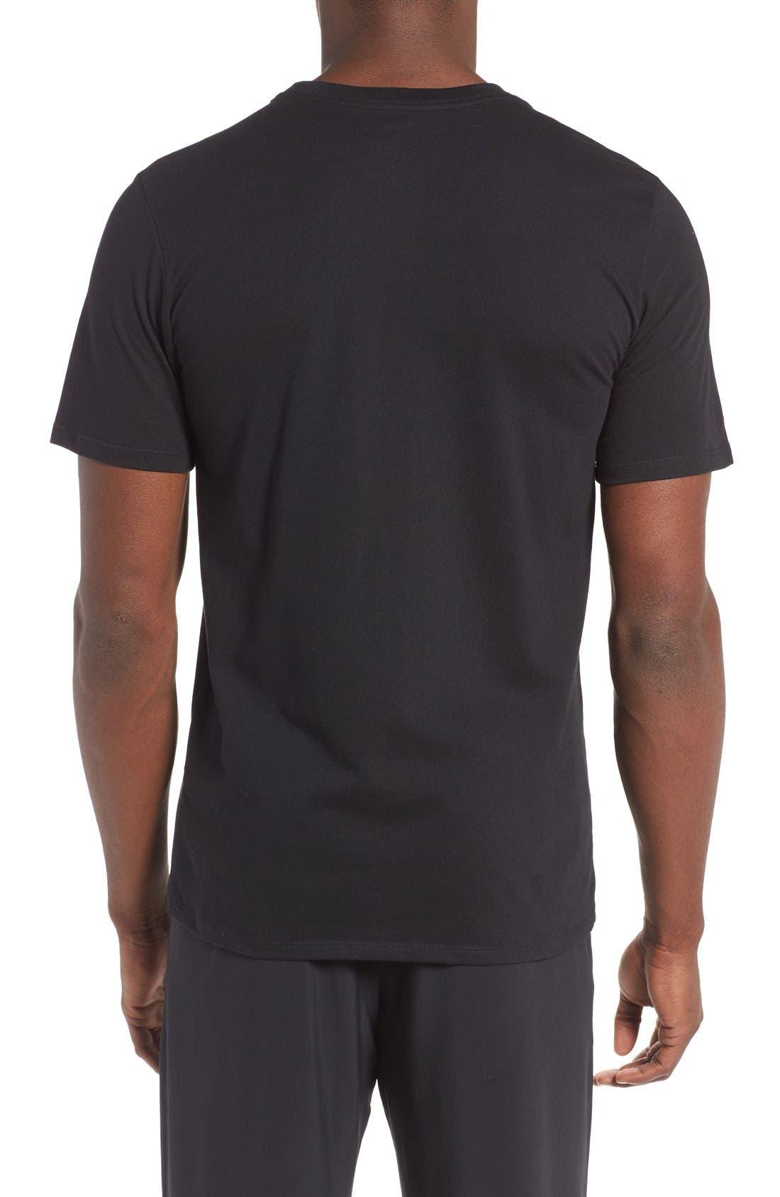 Just Buckets T-Shirt,                             Alternate thumbnail 6, color,                             010