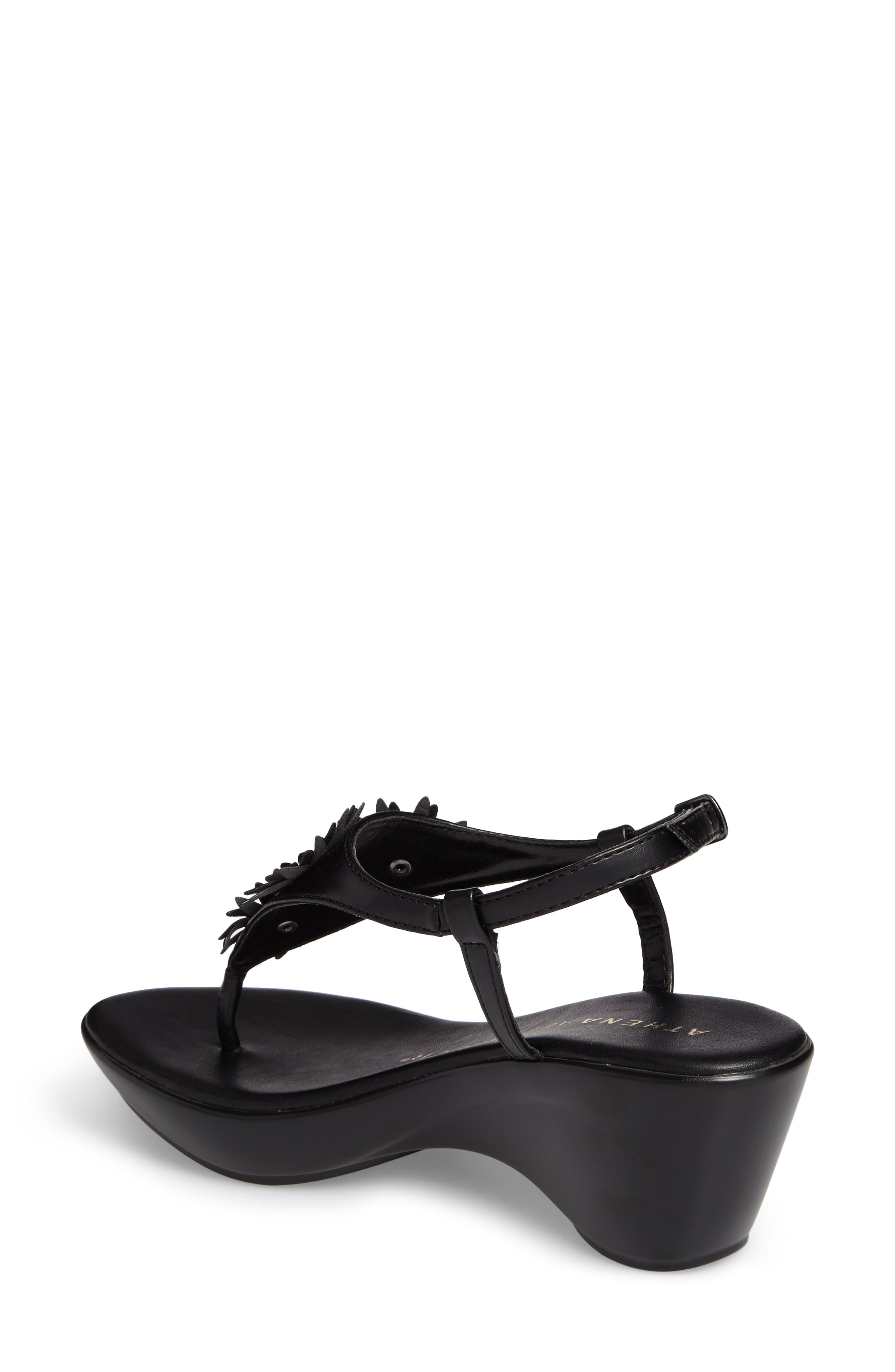 Alessandria Sandal,                             Alternate thumbnail 2, color,                             001