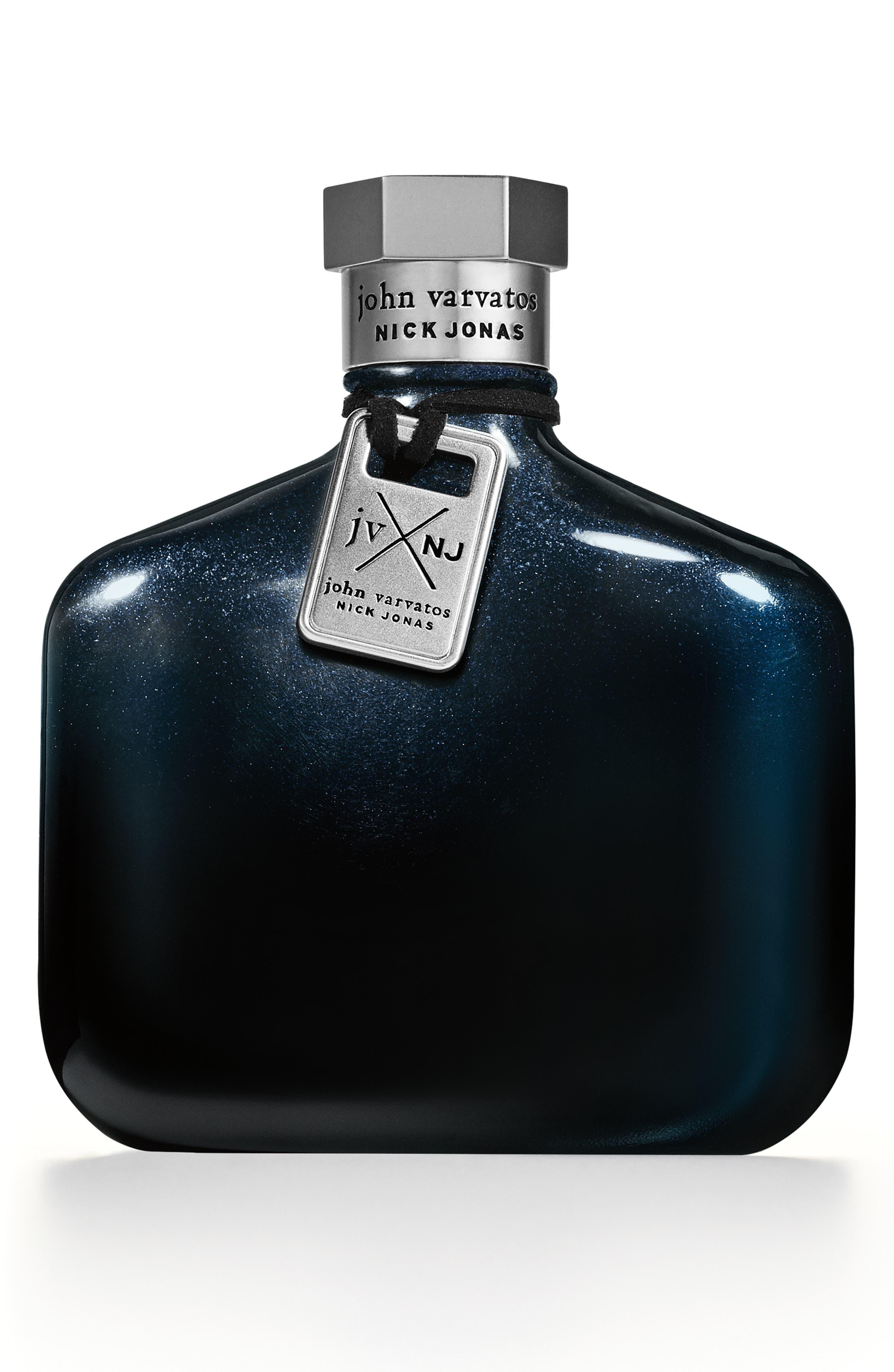 x Nick Jonas JVxNJ Fragrance,                             Main thumbnail 1, color,                             NO COLOR