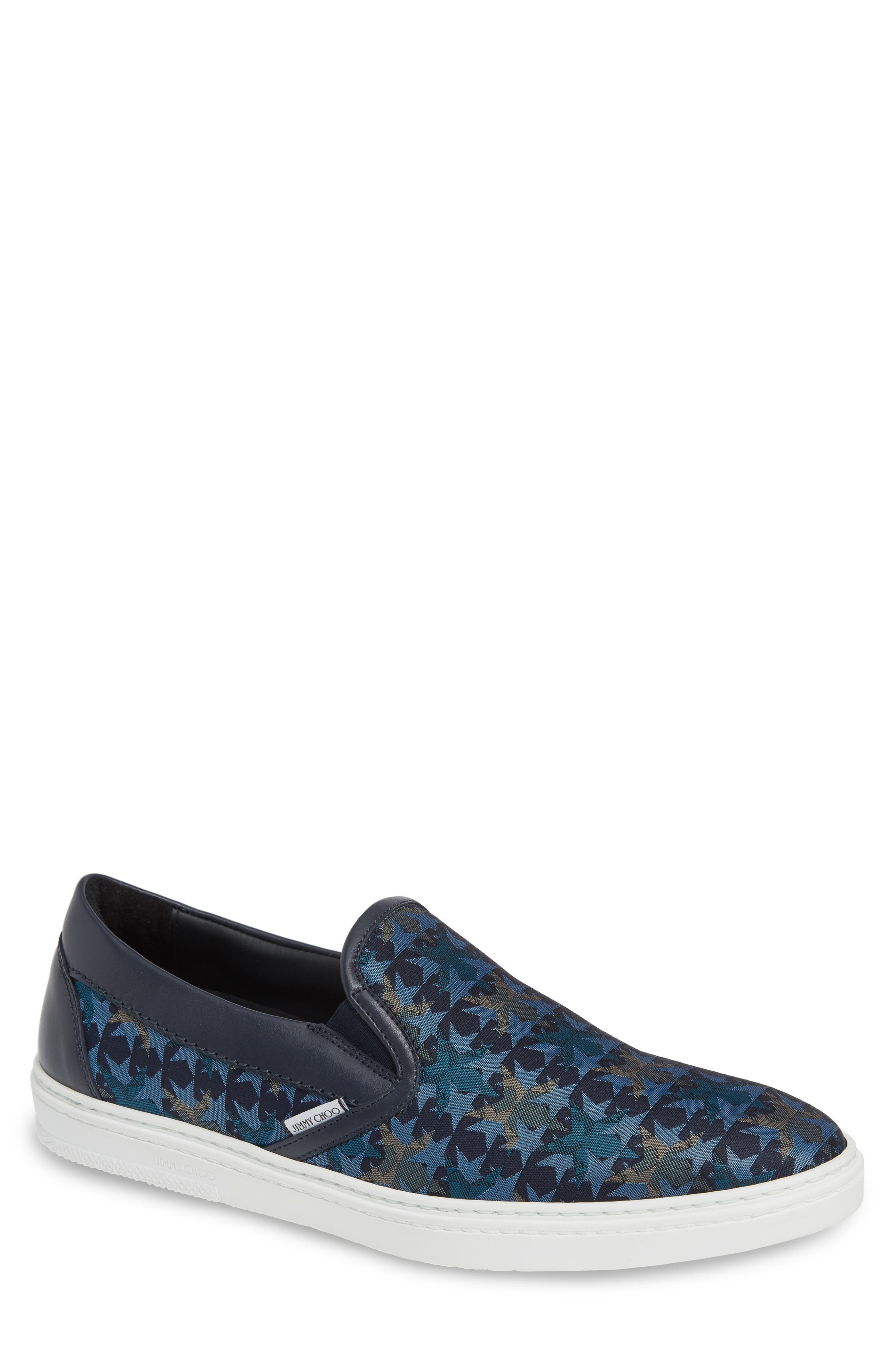 Grove Slip-On,                             Main thumbnail 1, color,                             NAVY MIX