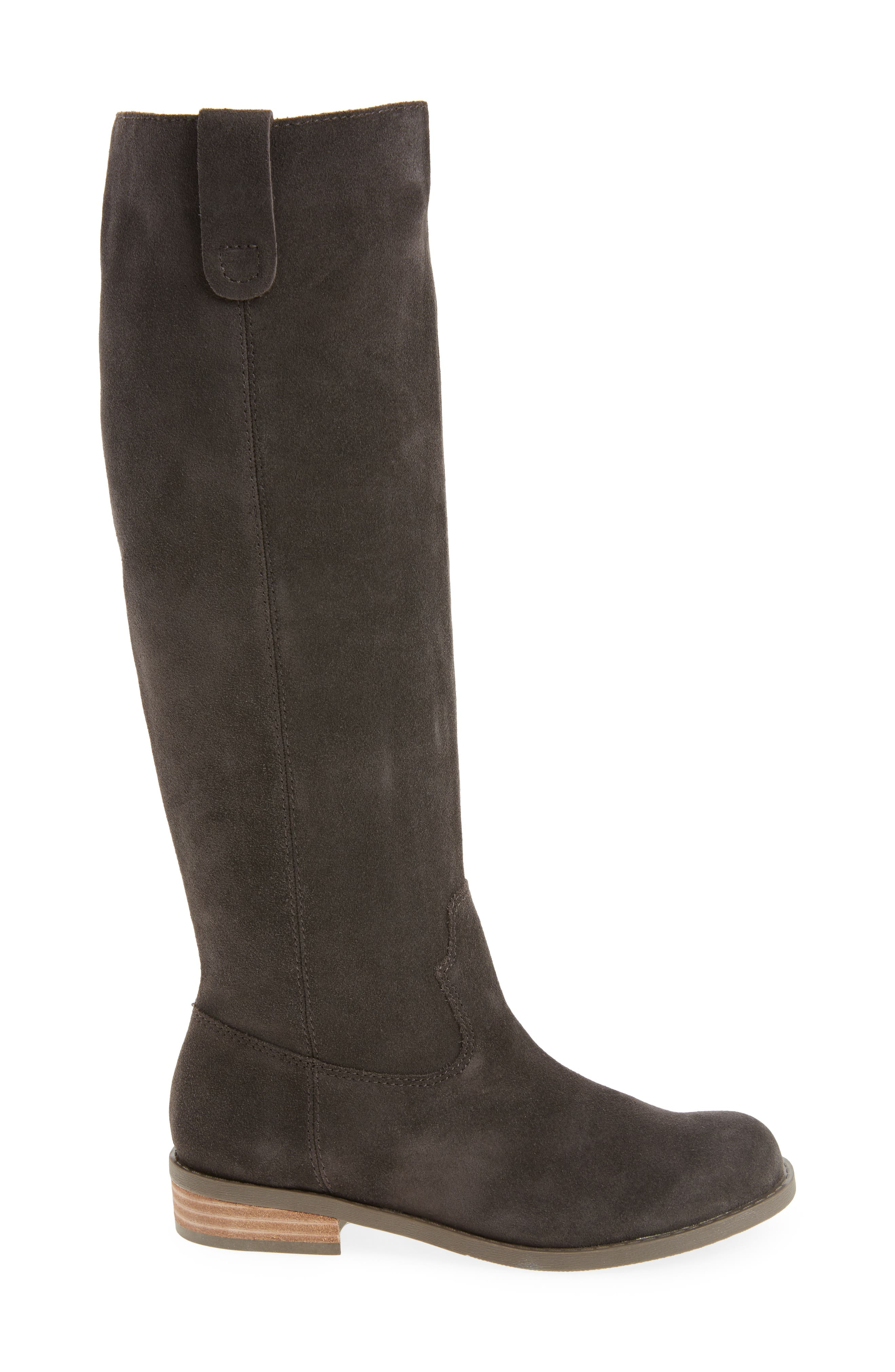 Hawn Knee High Boot,                             Alternate thumbnail 3, color,                             021