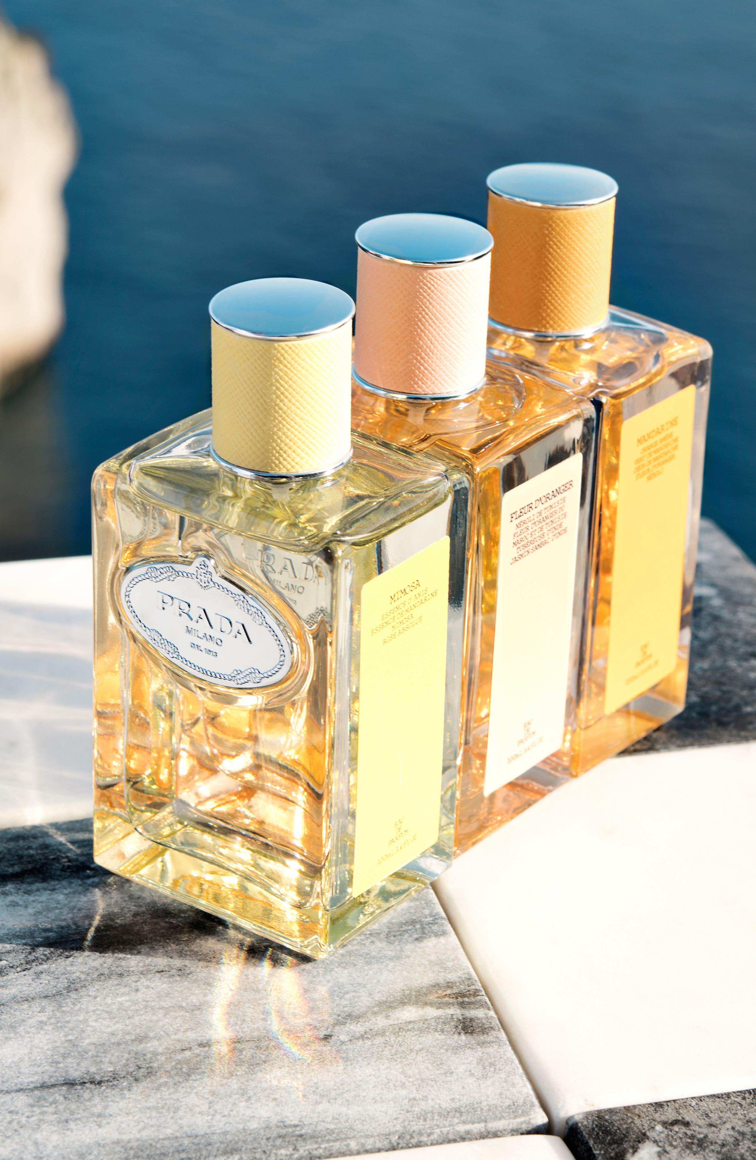 PRADA,                             Les Infusions Mandarine Eau de Parfum,                             Alternate thumbnail 3, color,                             NO COLOR