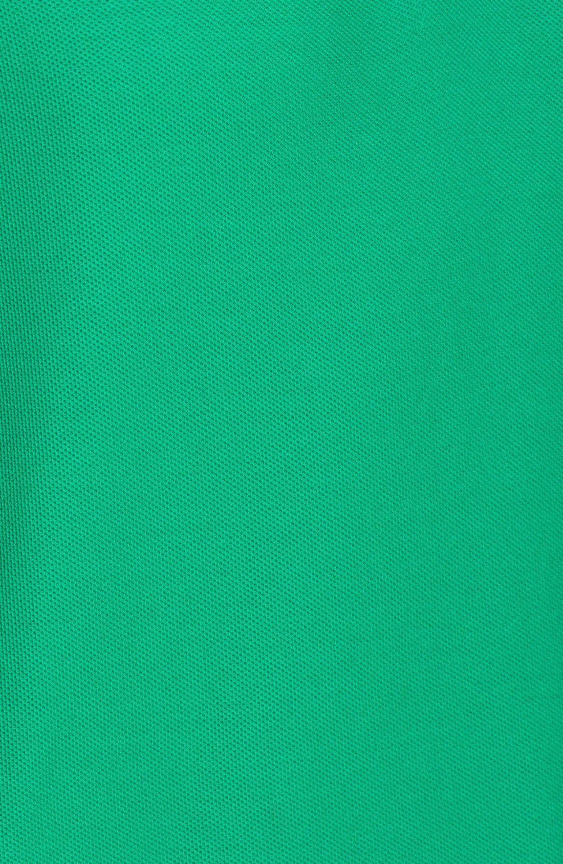 Classic Regular Fit Piqué Polo,                             Alternate thumbnail 86, color,