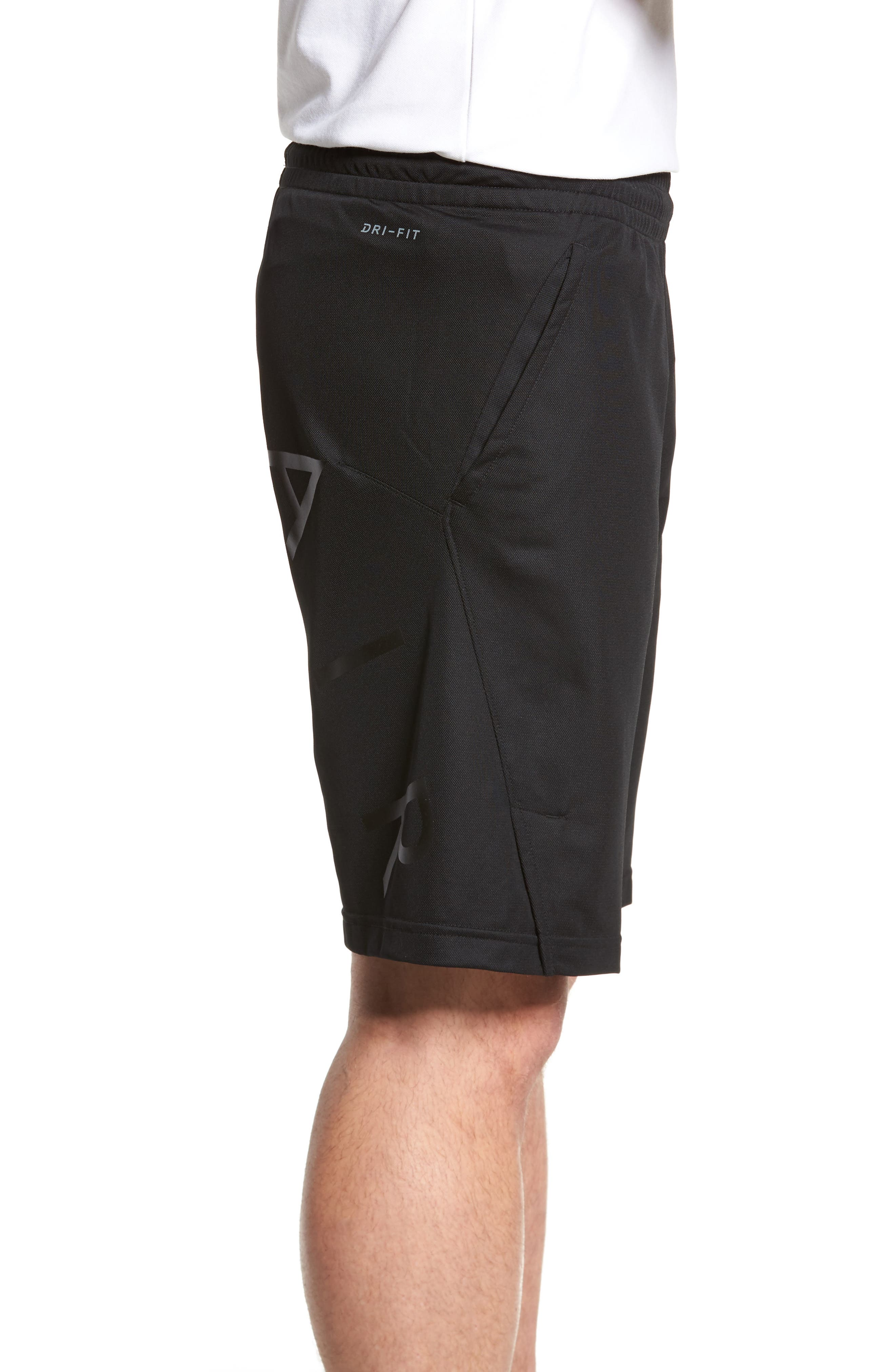 Flight Basketball Shorts,                             Alternate thumbnail 3, color,                             010