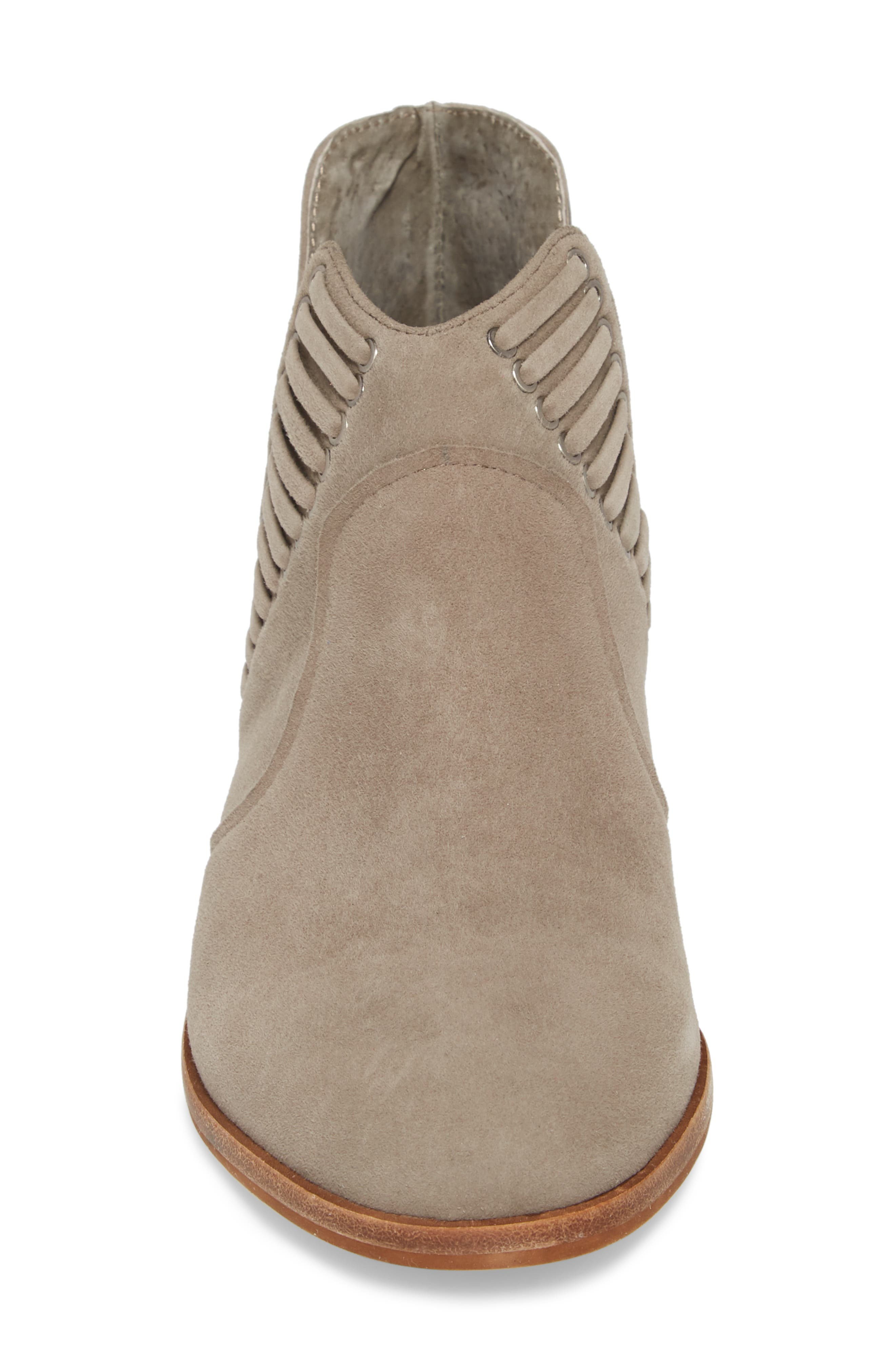 Pevista Bootie,                             Alternate thumbnail 4, color,                             FOXY SUEDE