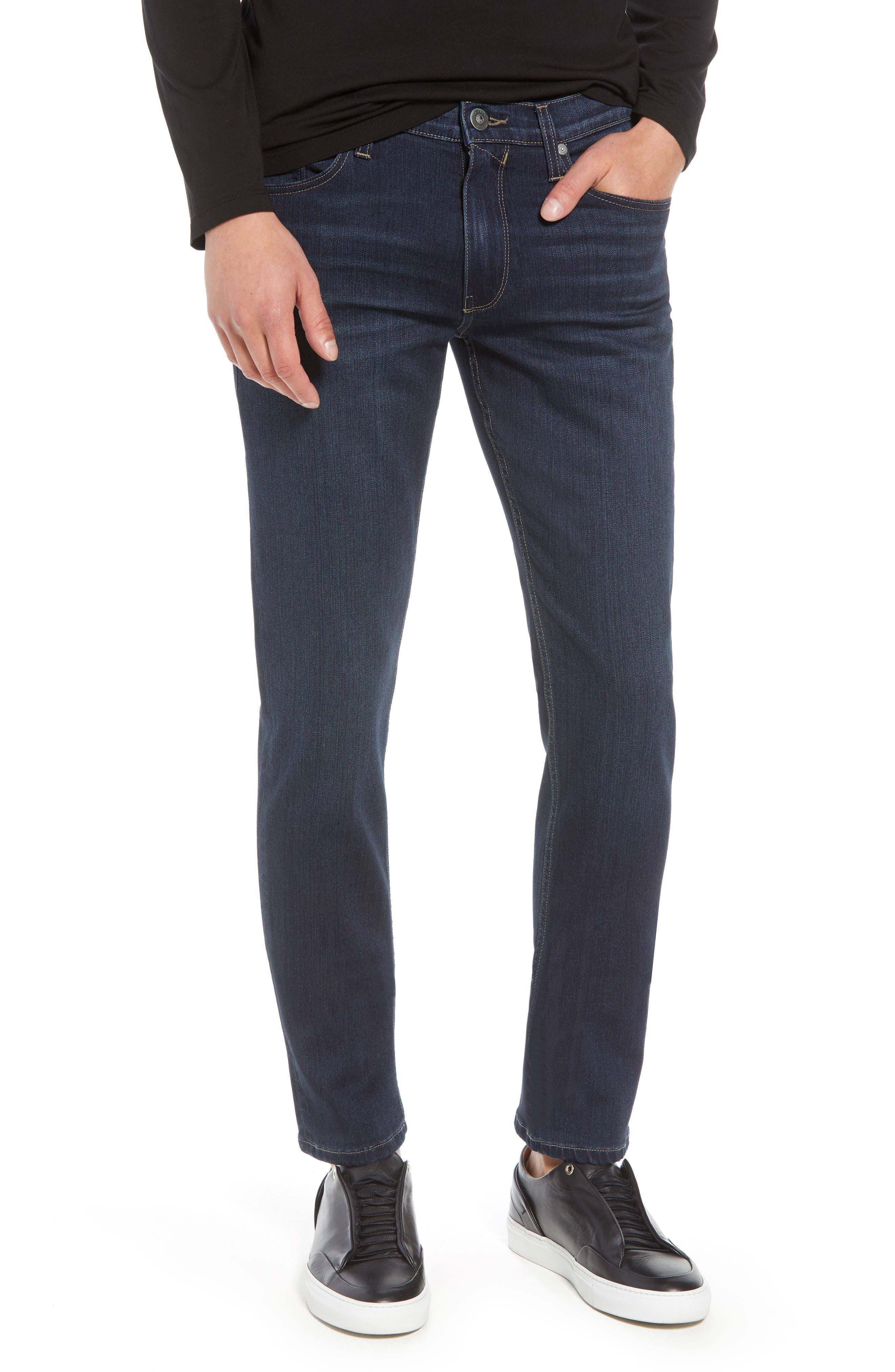 Transcend – Lennox Slim Fit Jeans,                         Main,                         color, HALE