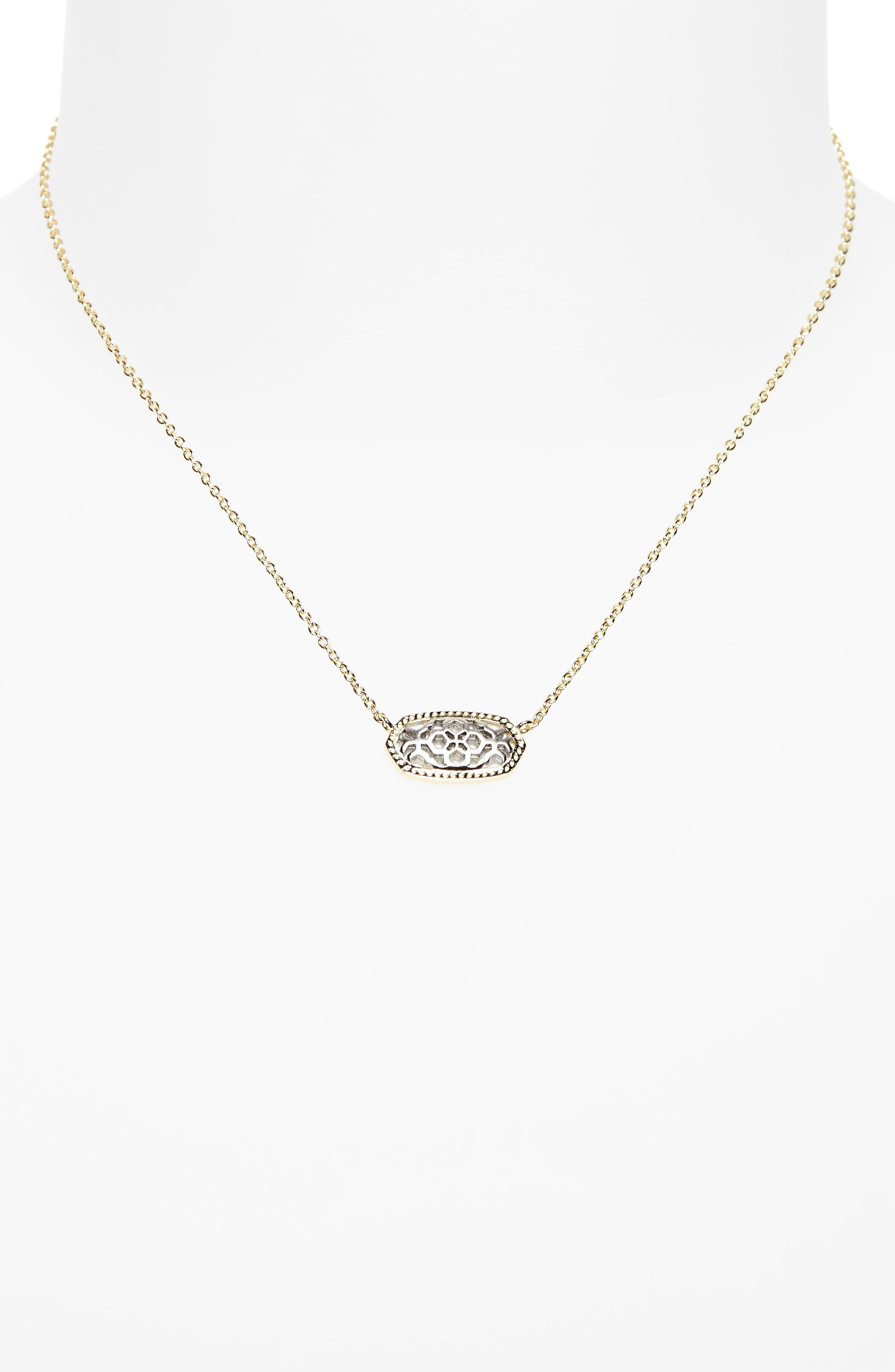 'Elisa' Pendant Necklace,                             Alternate thumbnail 247, color,