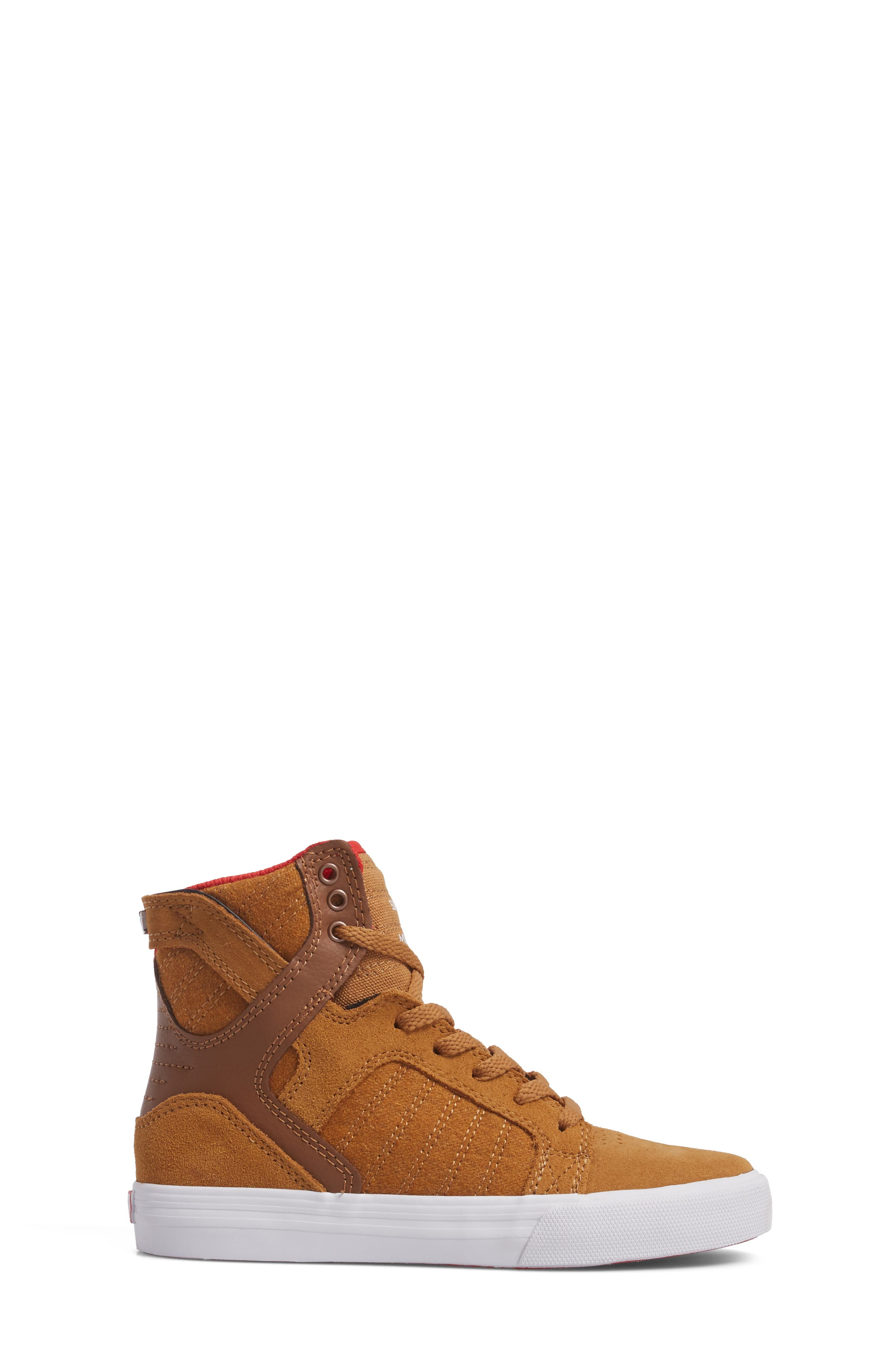 Skytop High Top Sneaker,                             Alternate thumbnail 3, color,                             257