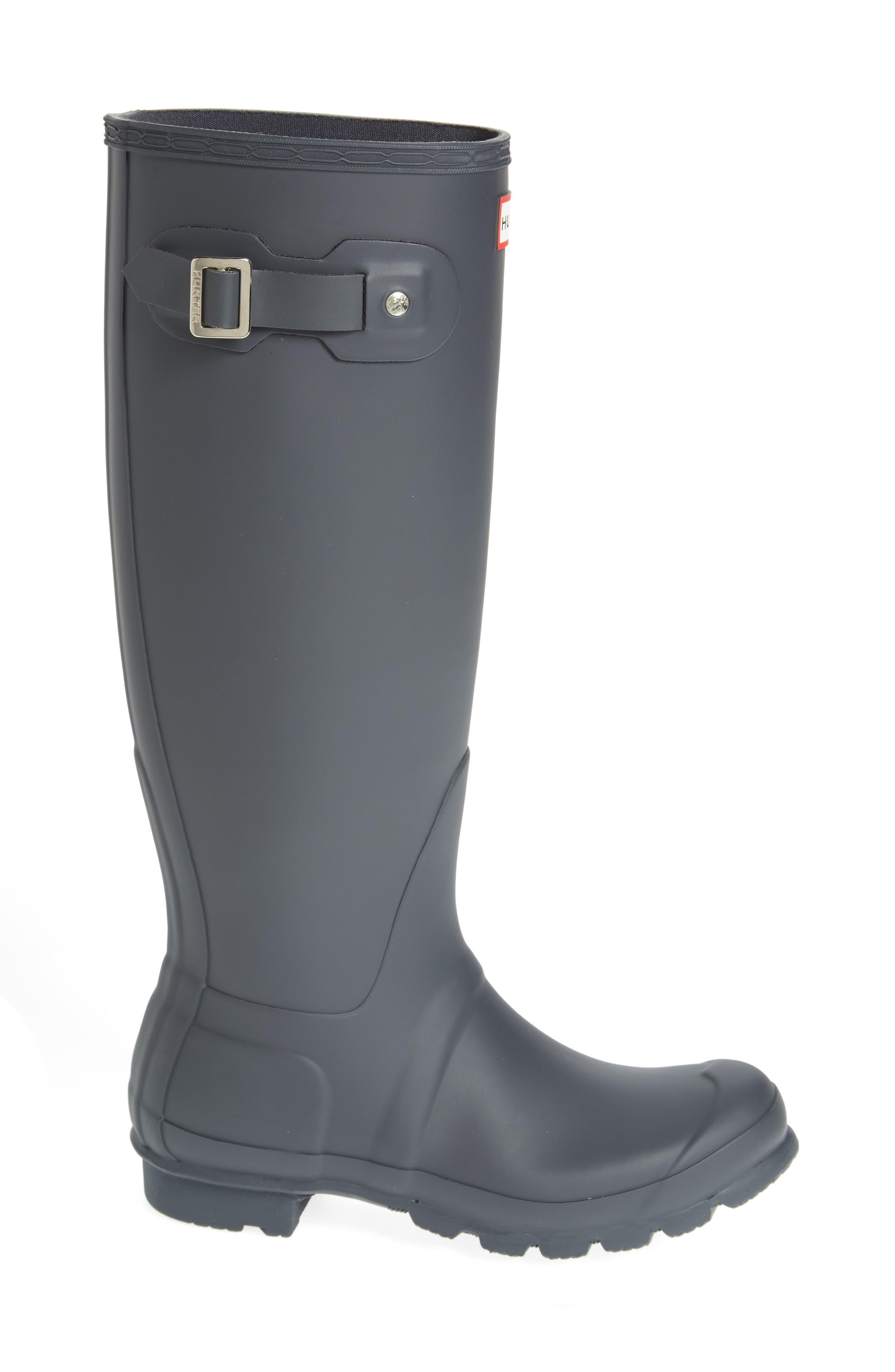 'Original Tall' Rain Boot,                             Alternate thumbnail 106, color,