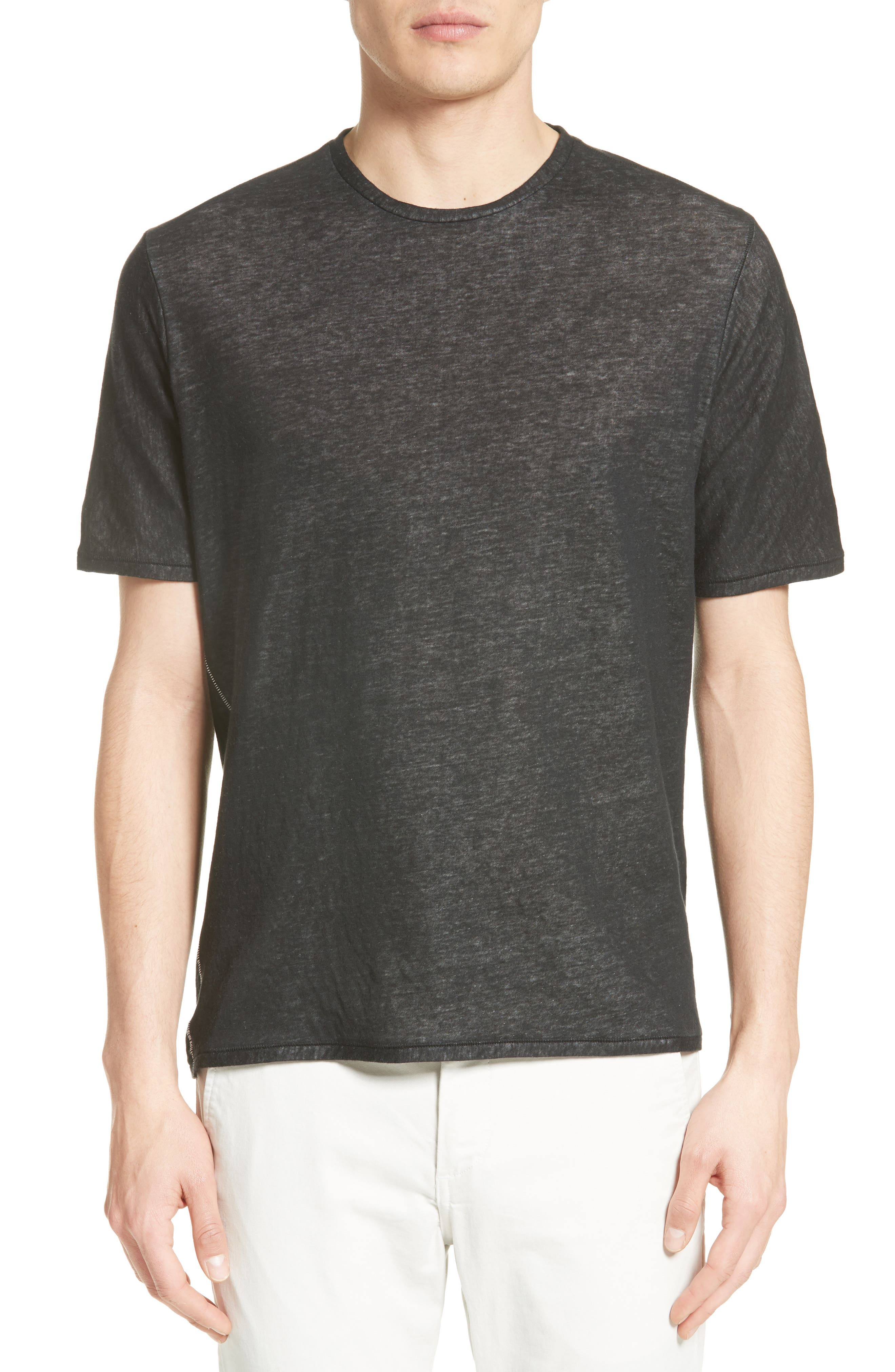 Rigby Double Layer T-Shirt,                             Main thumbnail 1, color,                             001