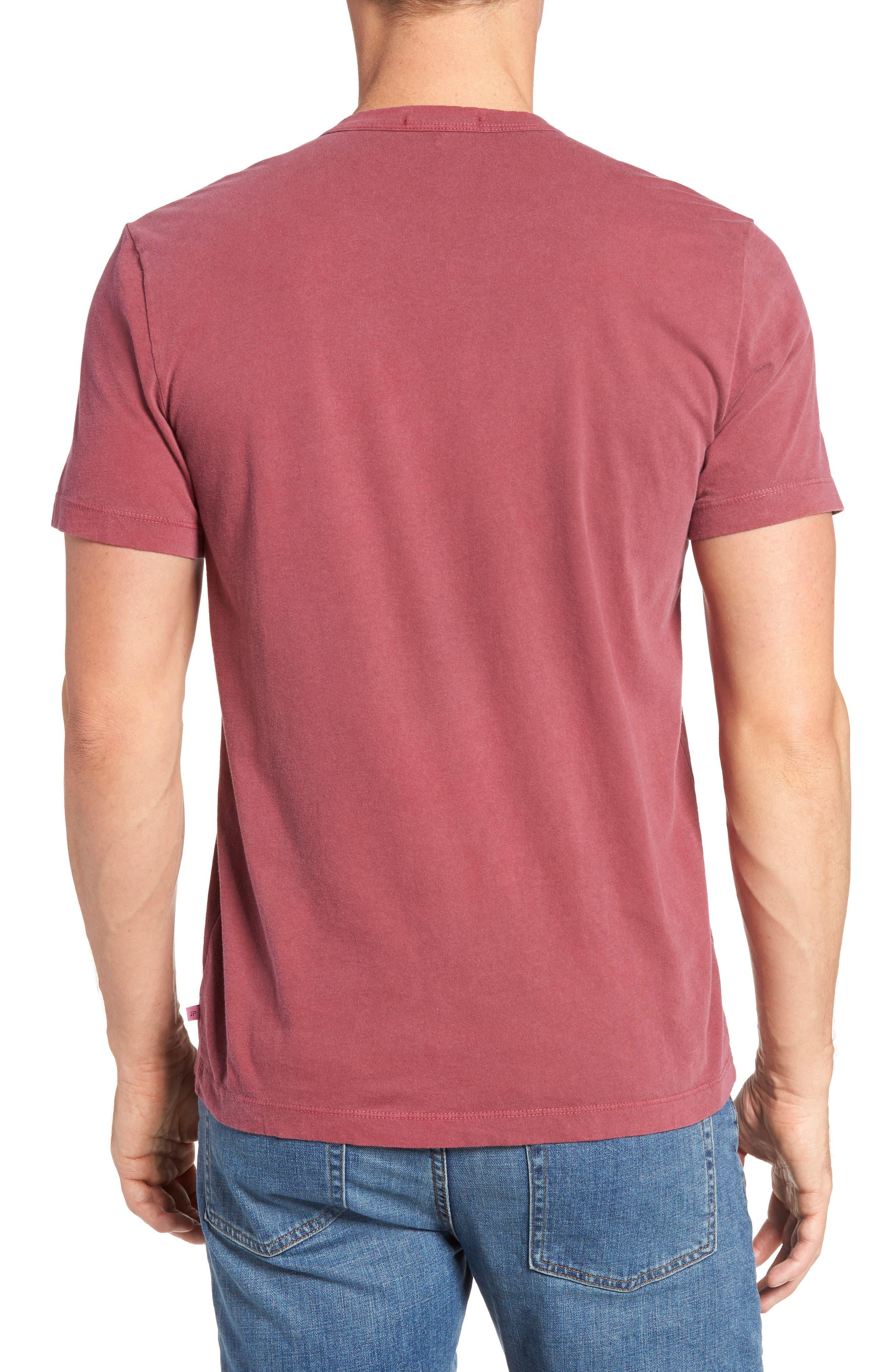 Crewneck Jersey T-Shirt,                             Alternate thumbnail 302, color,