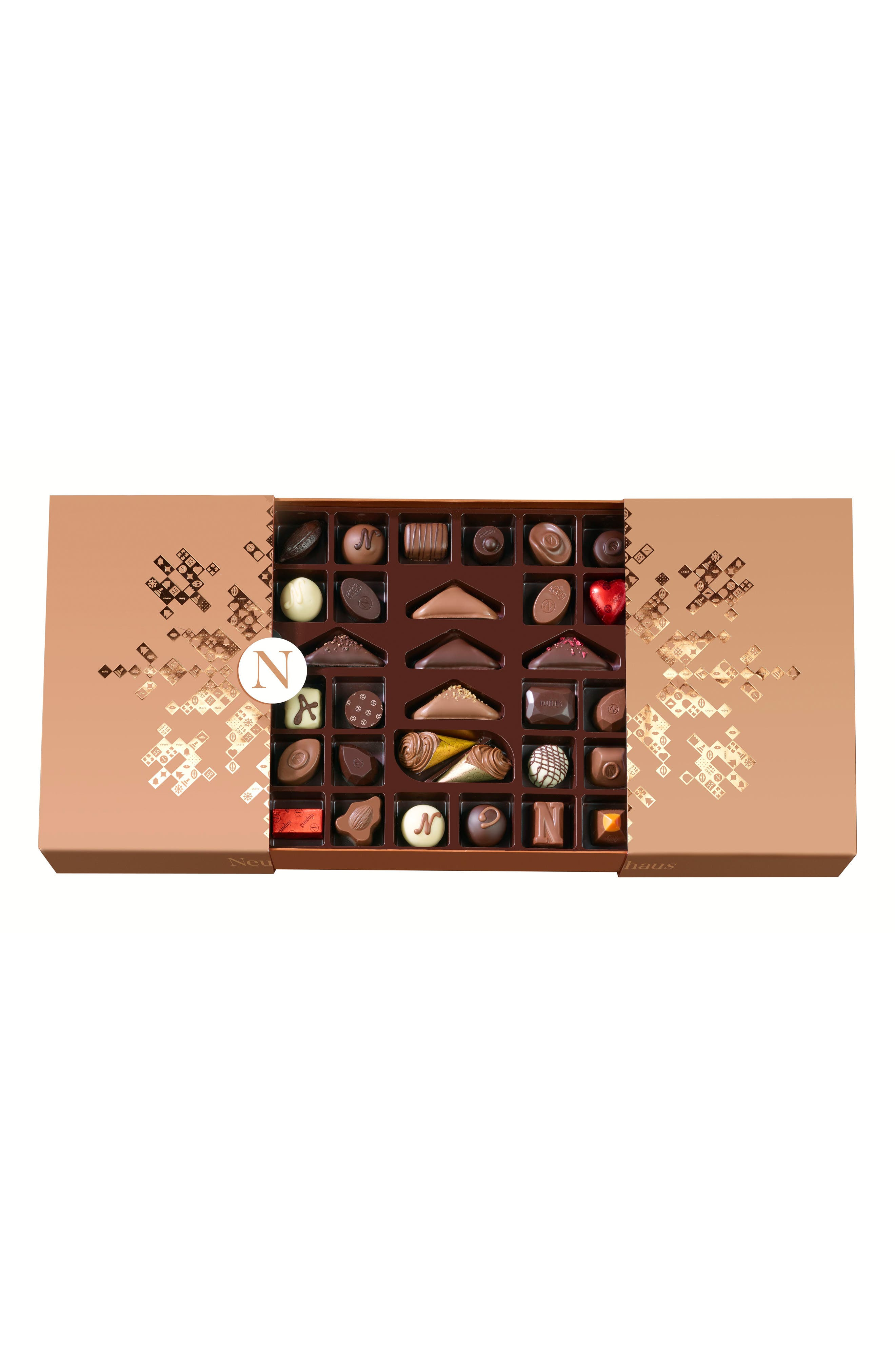 Premium 62-Piece Chocolate Gift Box,                             Alternate thumbnail 2, color,                             710