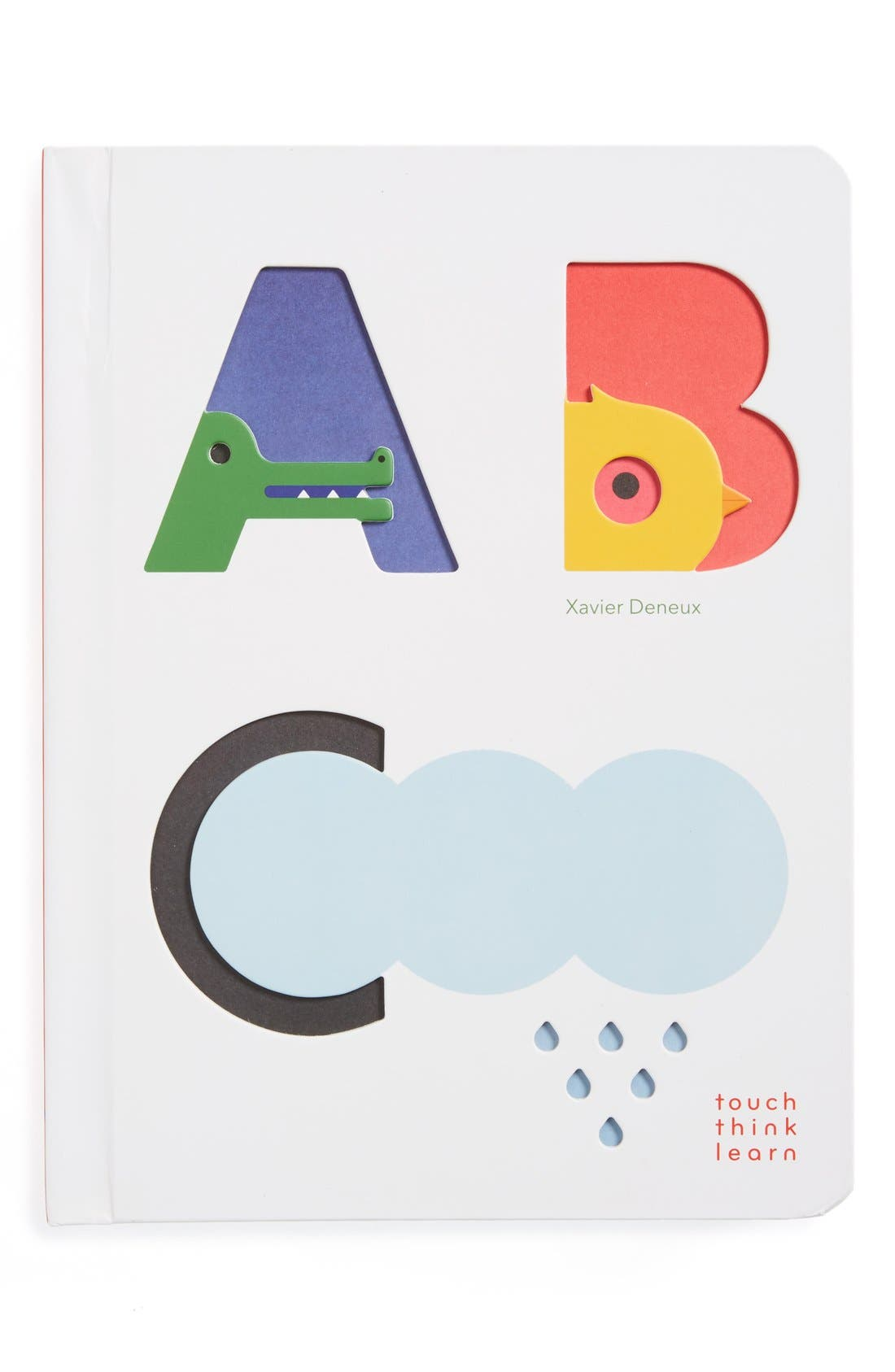 TouchThinkLearn: ABC Book,                         Main,                         color, MULTI