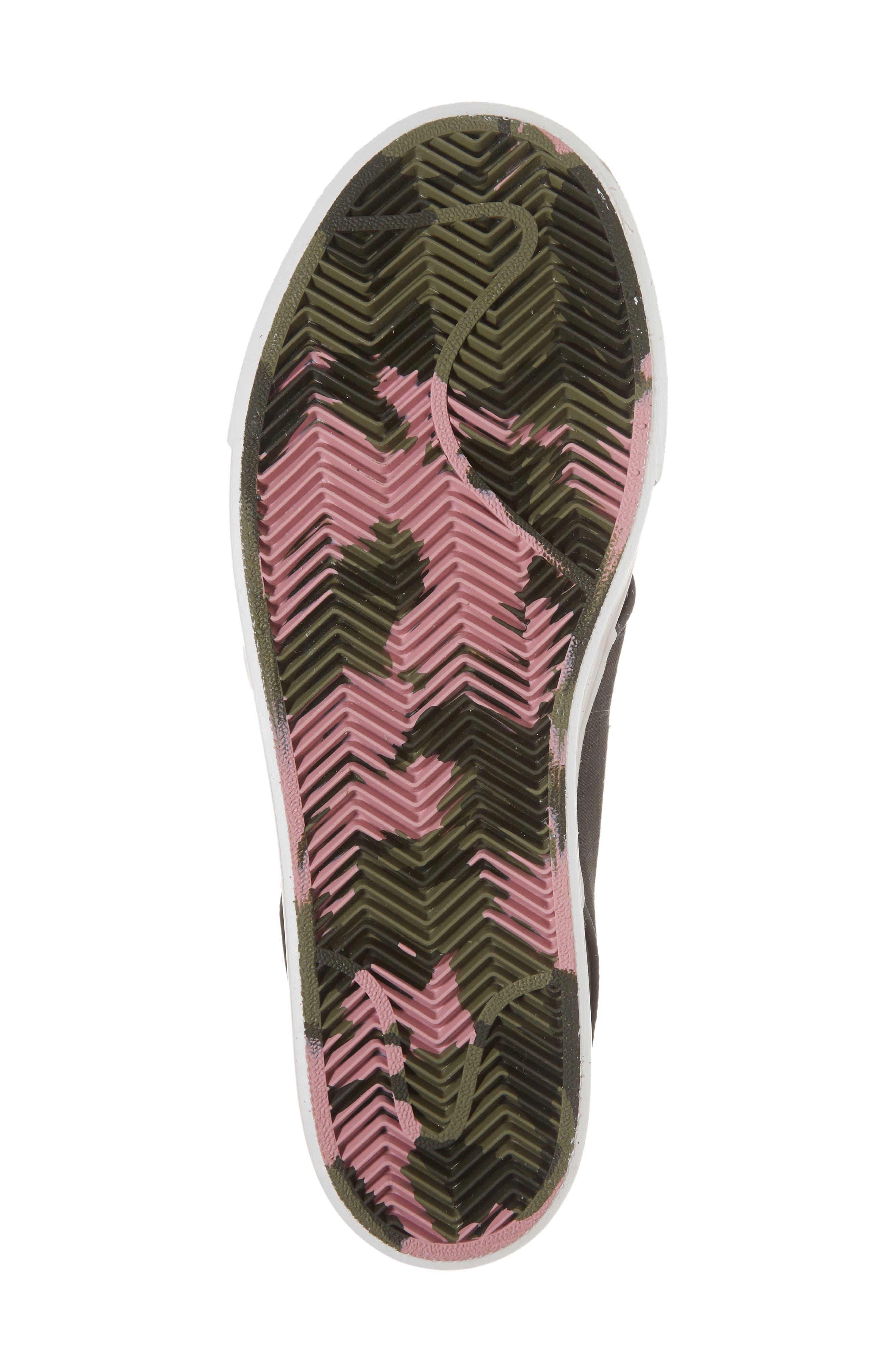Zoom - Stefan Janoski SB Canvas Skate Shoe,                             Alternate thumbnail 194, color,