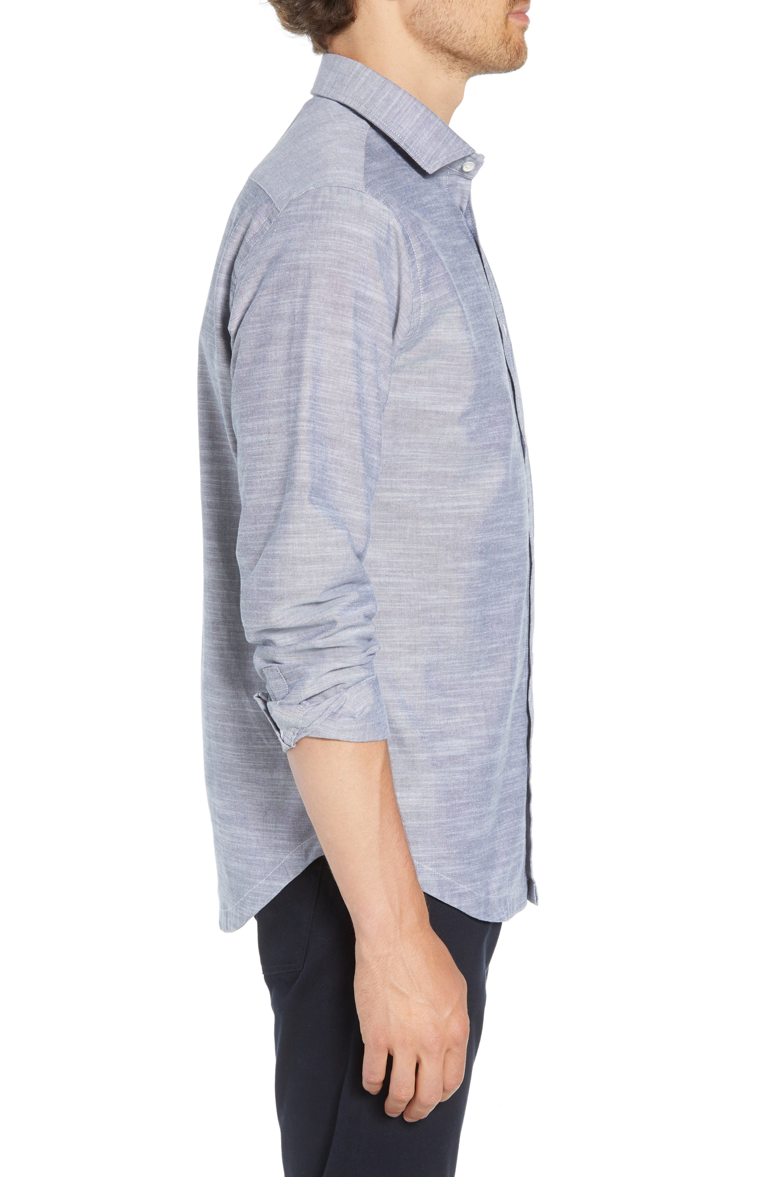Rugger Regular Fit Sport Shirt,                             Alternate thumbnail 4, color,                             029