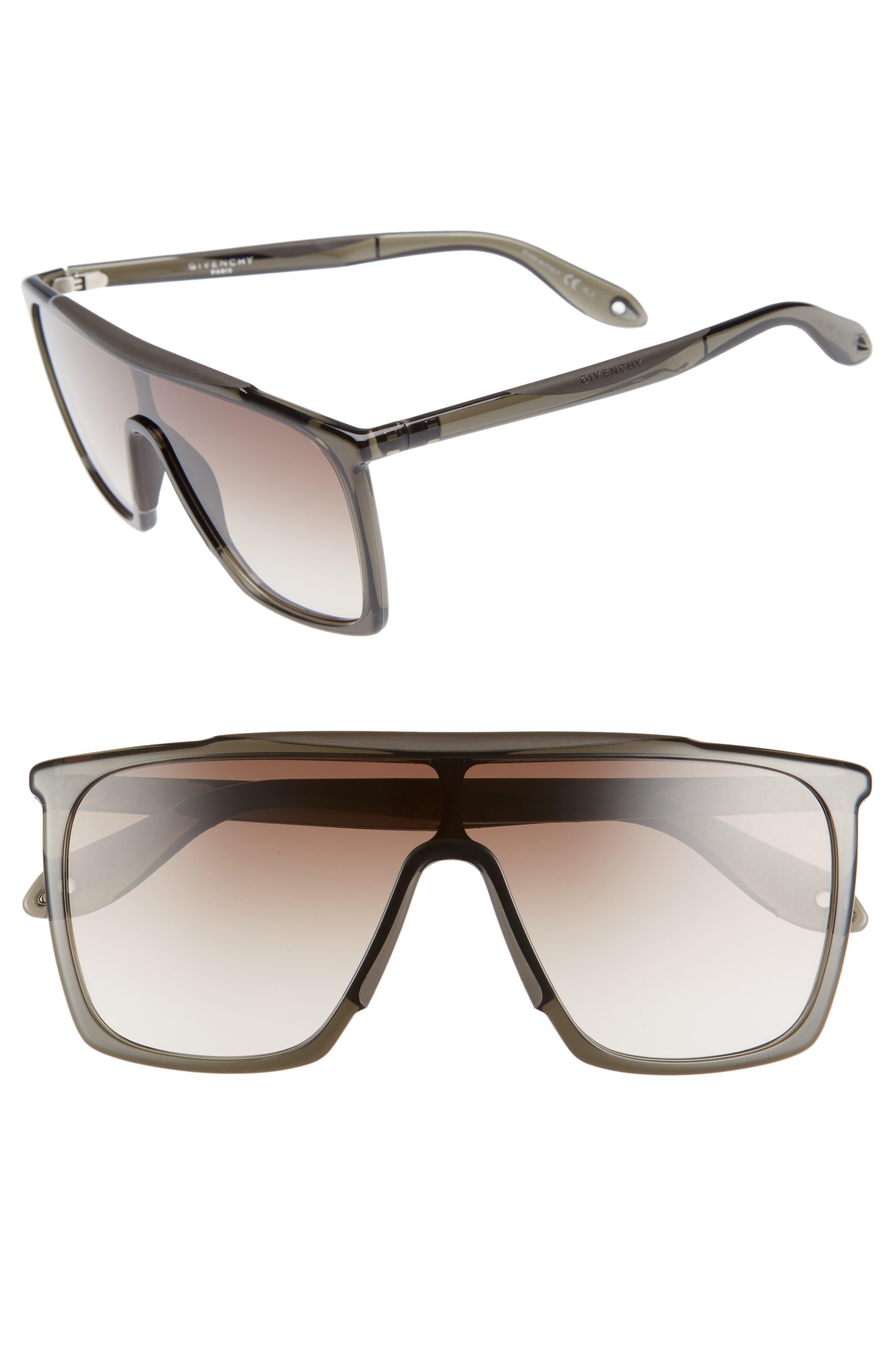 53mm Mask Sunglasses,                             Main thumbnail 2, color,