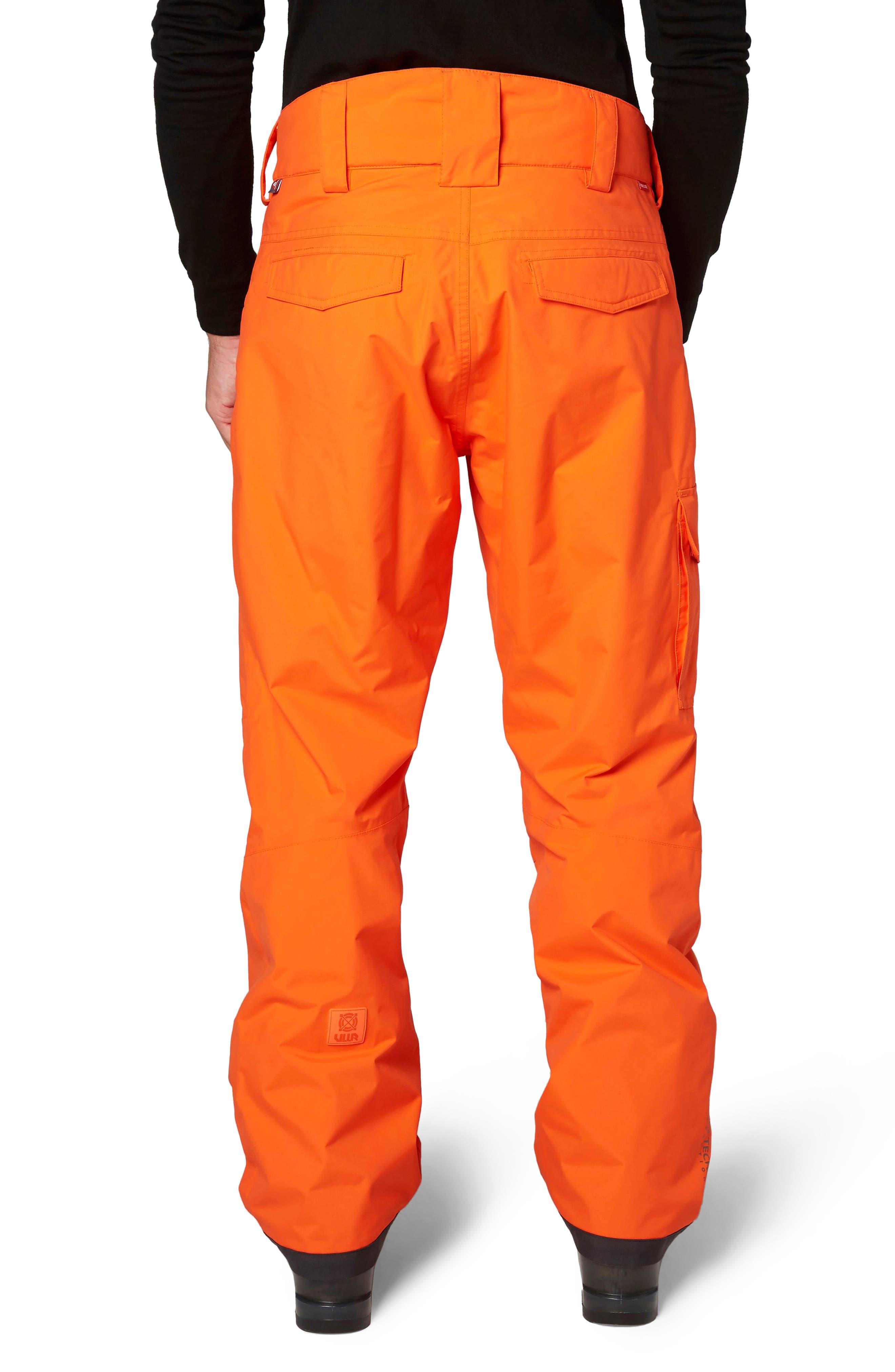 'Sogn' Waterproof PrimaLoft<sup>®</sup> Cargo Snow Pants,                             Alternate thumbnail 8, color,