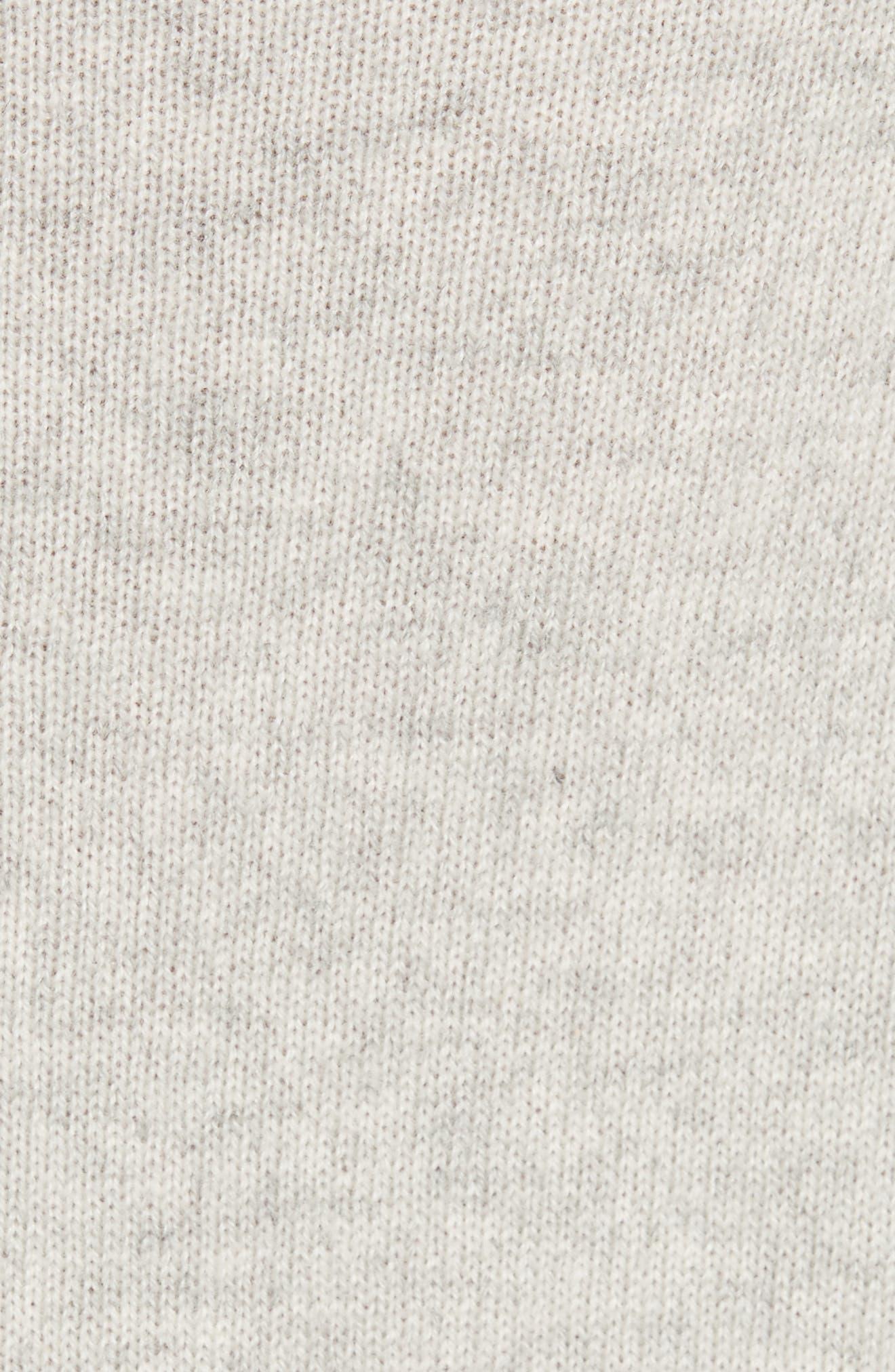 Rosalie Cashmere Sweater,                             Alternate thumbnail 5, color,