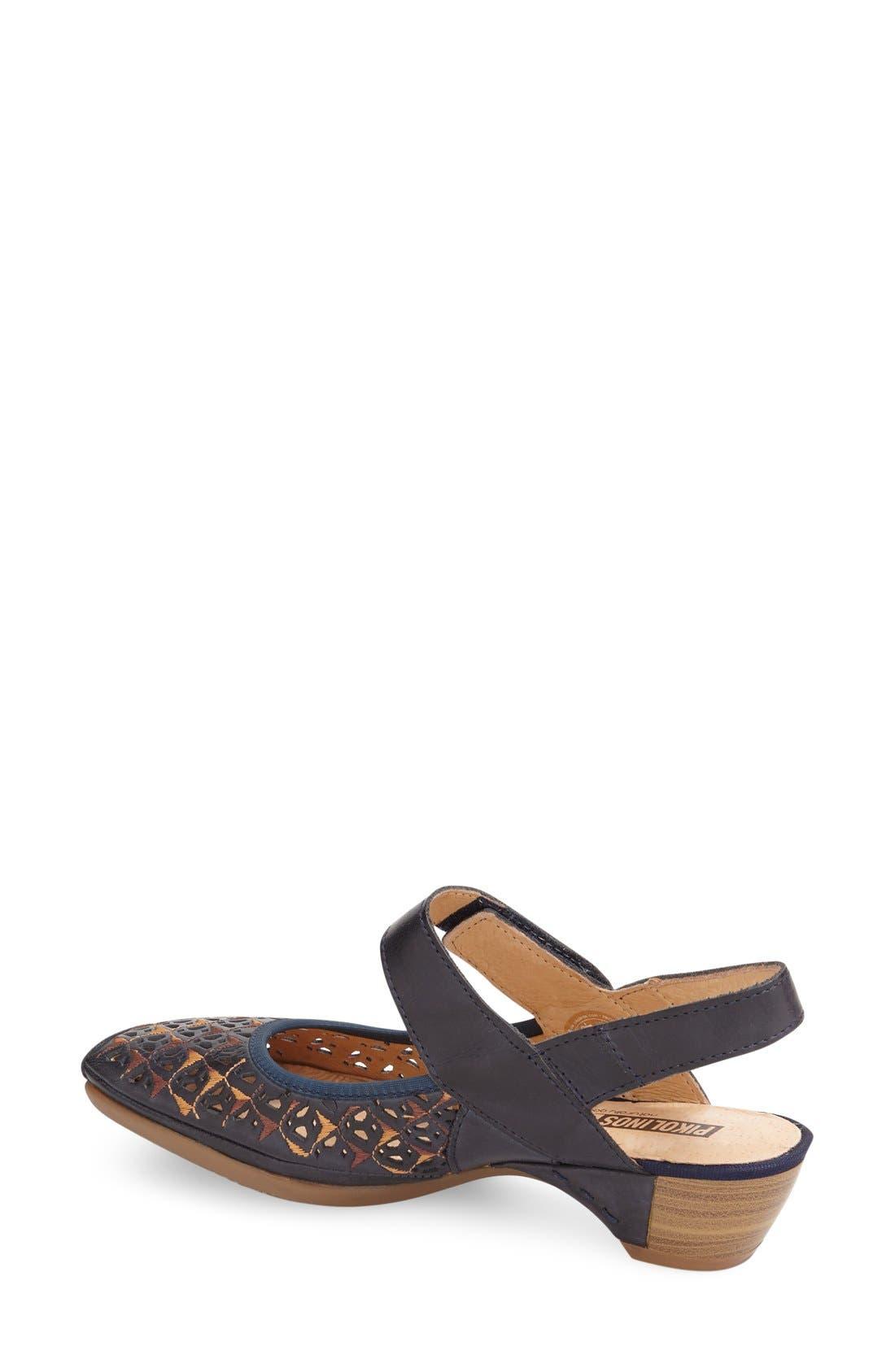 'Gandia' Sandal,                             Alternate thumbnail 8, color,
