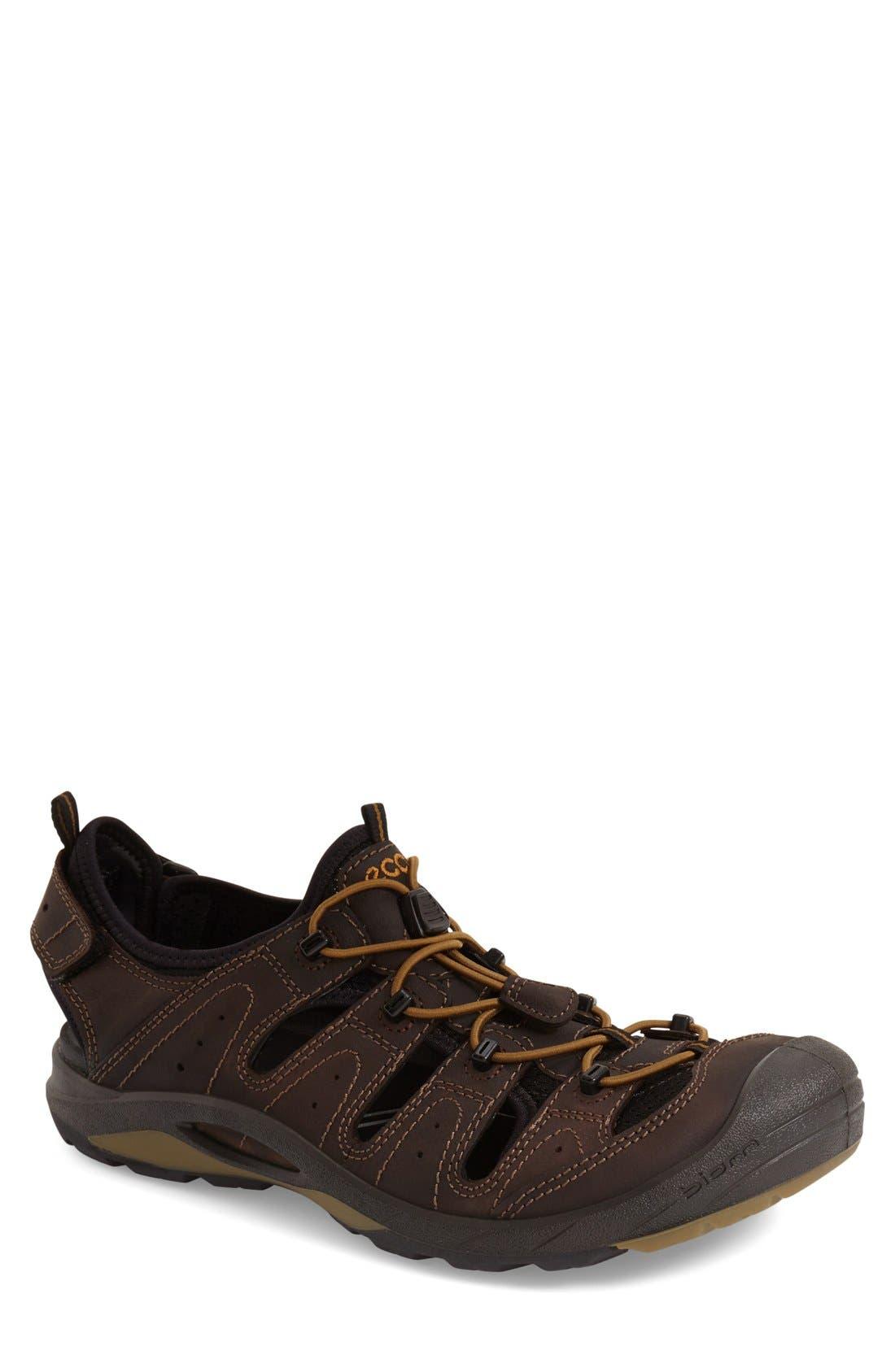 'BIOM Delta Offroad' Sandal,                         Main,                         color,