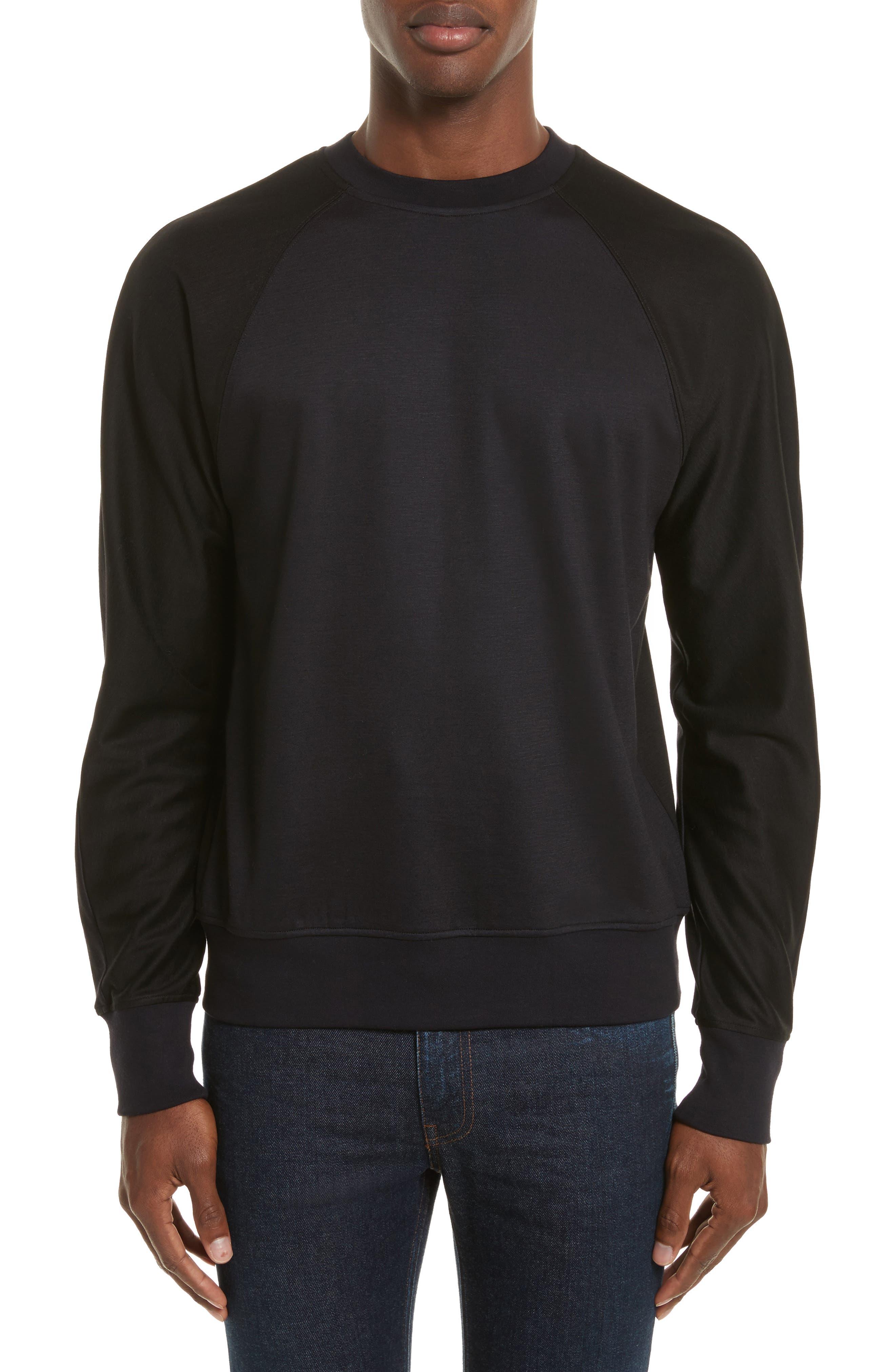 Crewneck Sweatshirt,                             Main thumbnail 1, color,                             001