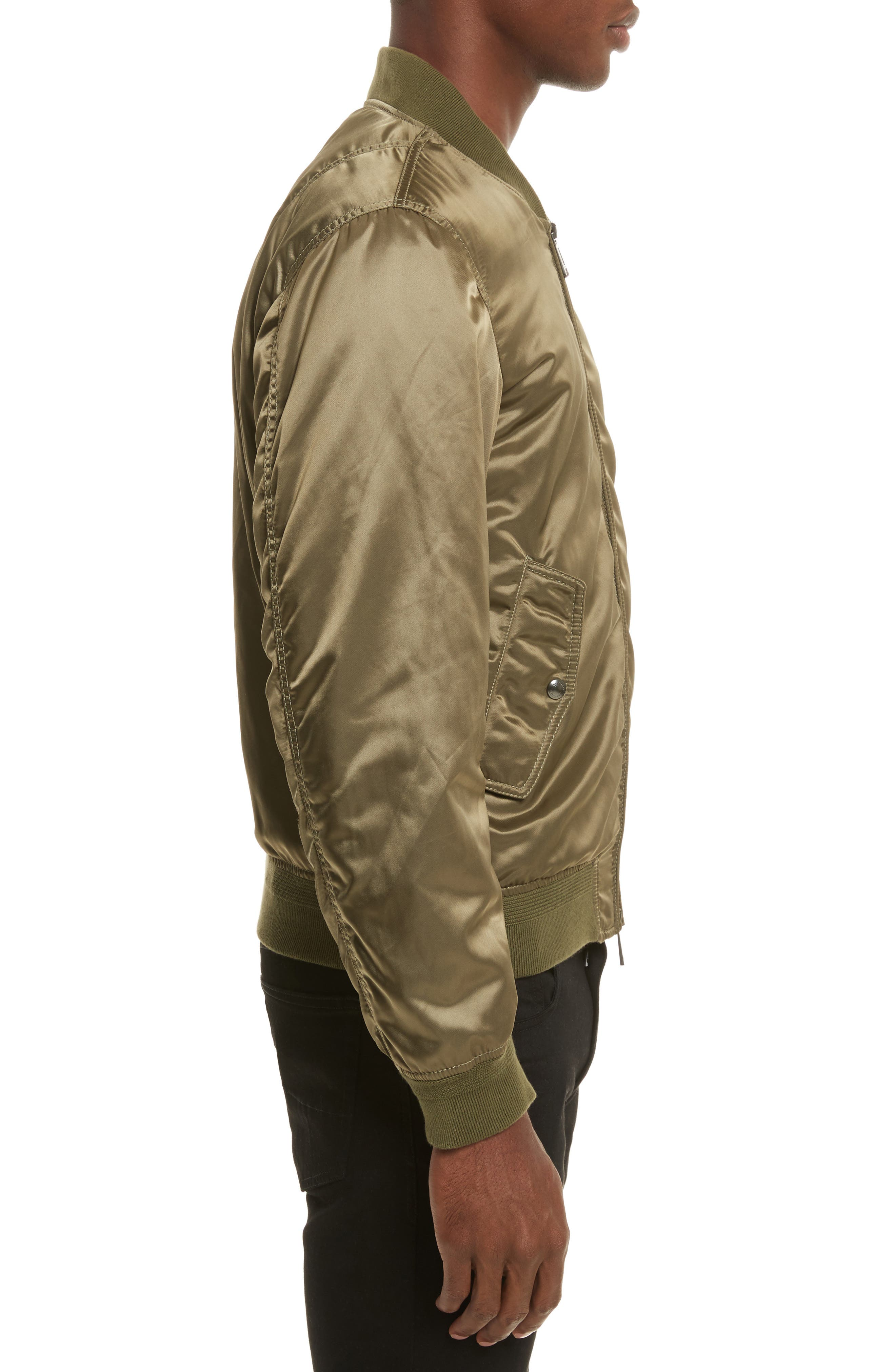 Washburn Bomber Jacket,                             Alternate thumbnail 3, color,                             330