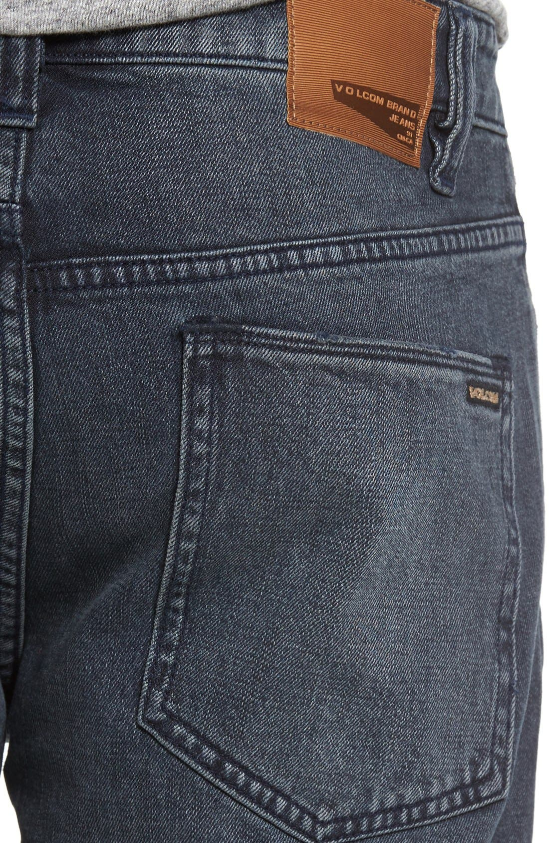 'Solver' Tapered Jeans,                             Alternate thumbnail 14, color,
