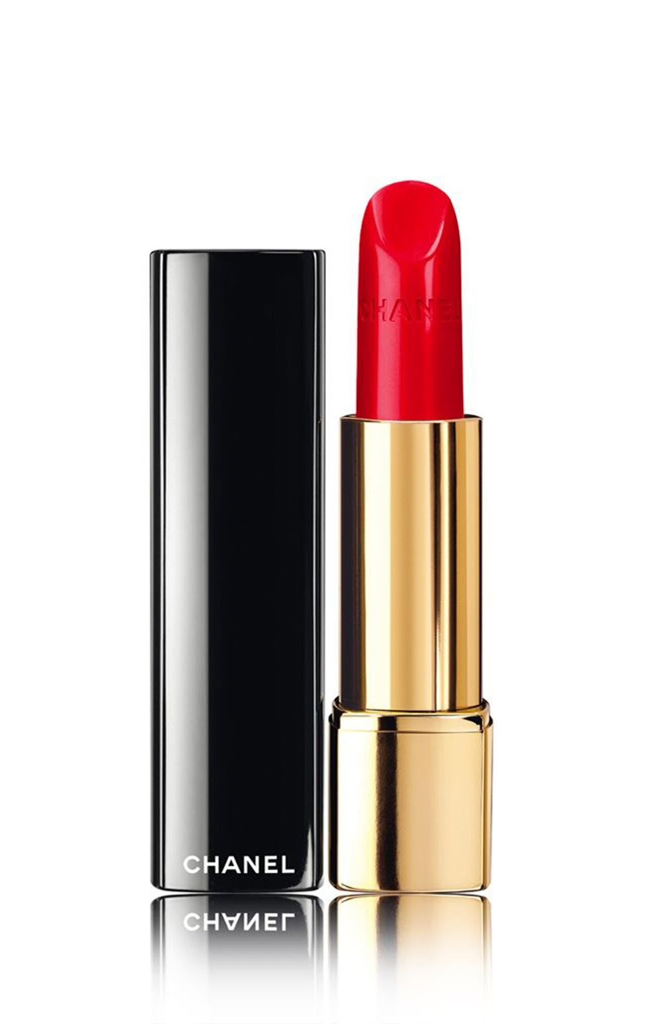 ROUGE ALLURE<br />Luminous Intense Lip Colour,                         Main,                         color, 172 ROUGE REBELLE