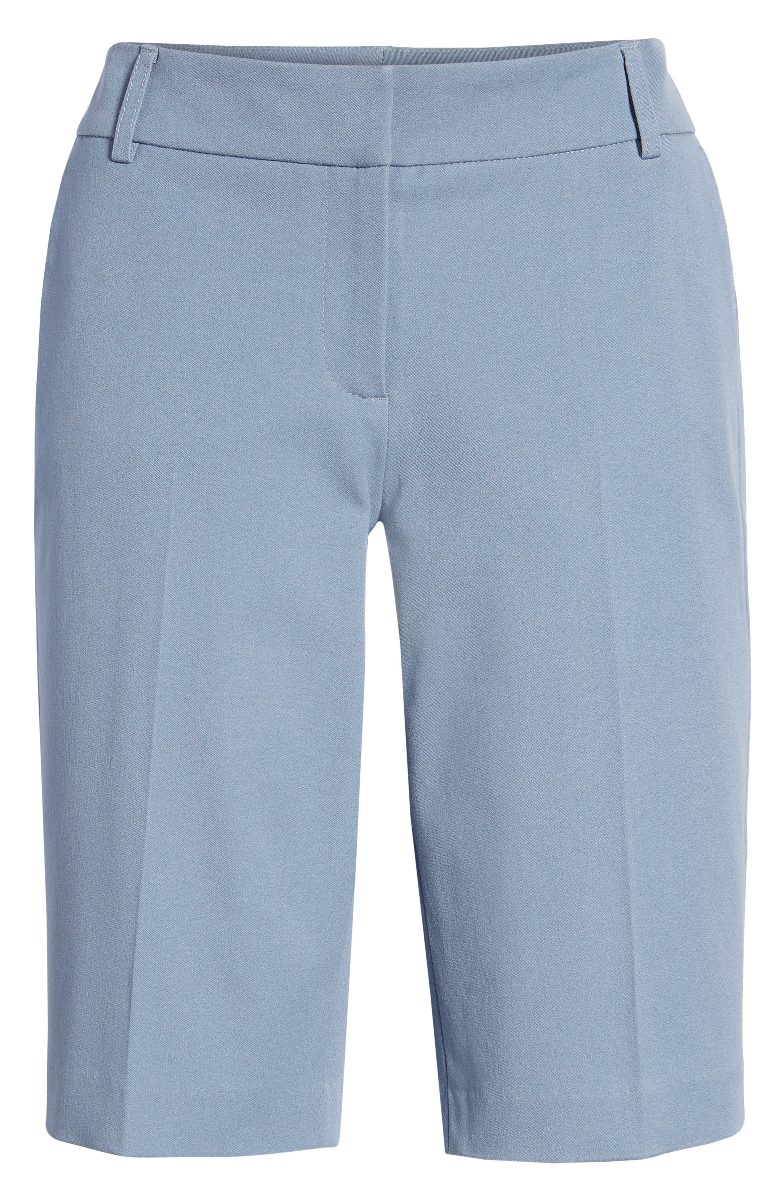 Stretch Bermuda Shorts,                             Alternate thumbnail 48, color,