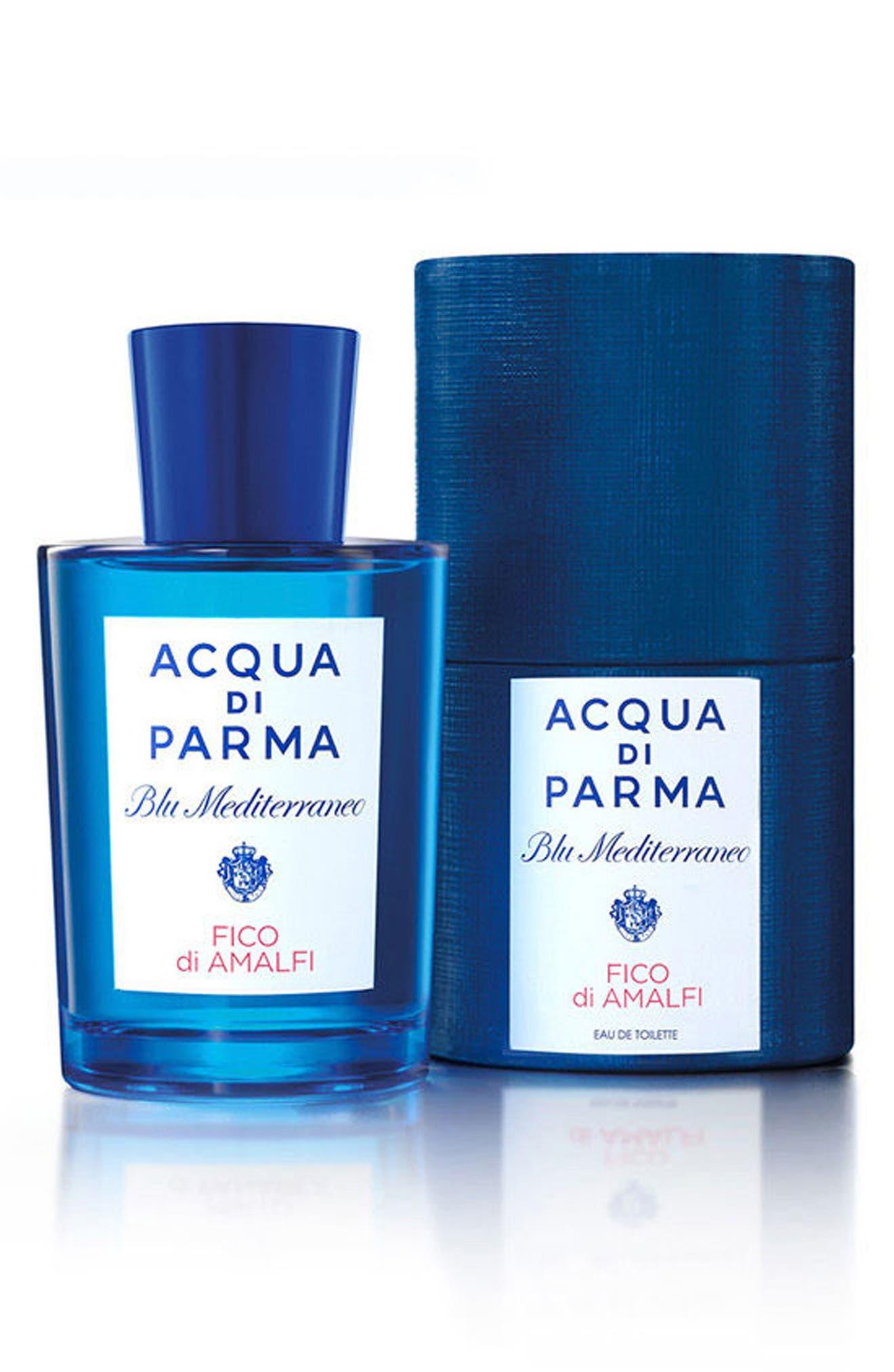 ACQUA DI PARMA,                             'Blu Mediterraneo' Fico di Amalfi Eau de Toilette Spray,                             Alternate thumbnail 4, color,                             NO COLOR