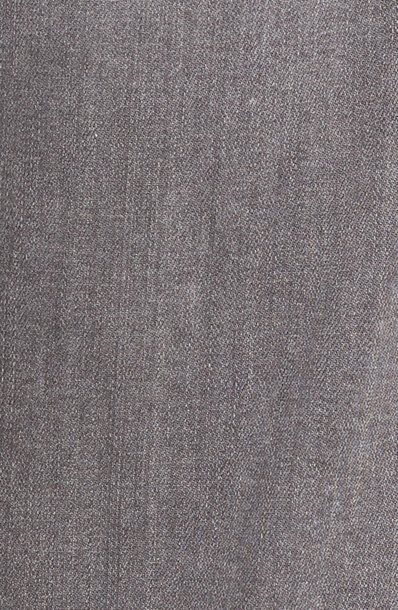 Normandie Straight Leg Jeans,                             Alternate thumbnail 5, color,                             030