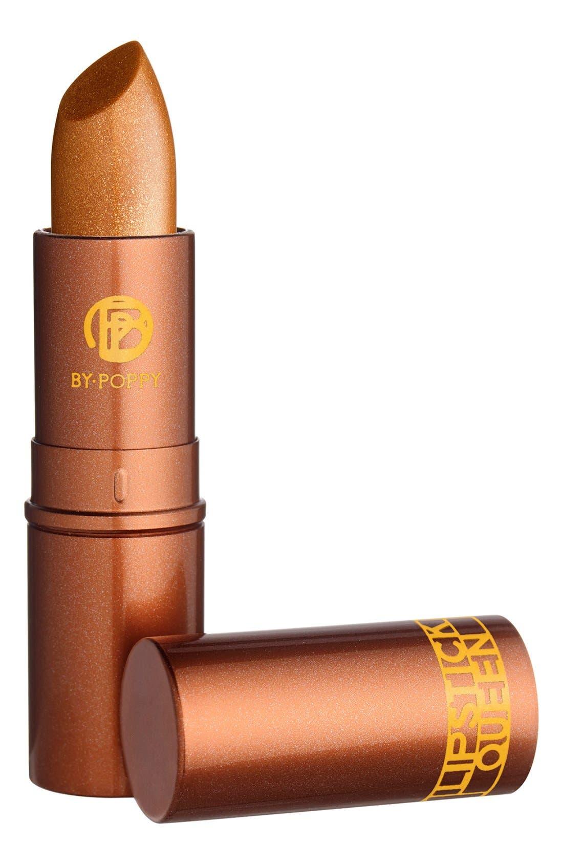 SPACE.NK.apothecary Lipstick Queen Queen Bee Lipstick,                             Main thumbnail 1, color,                             000
