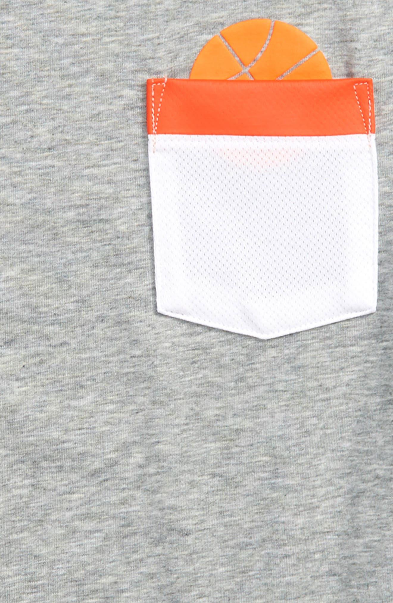 NIKE,                             Dry Graphic T-Shirt,                             Alternate thumbnail 2, color,                             063
