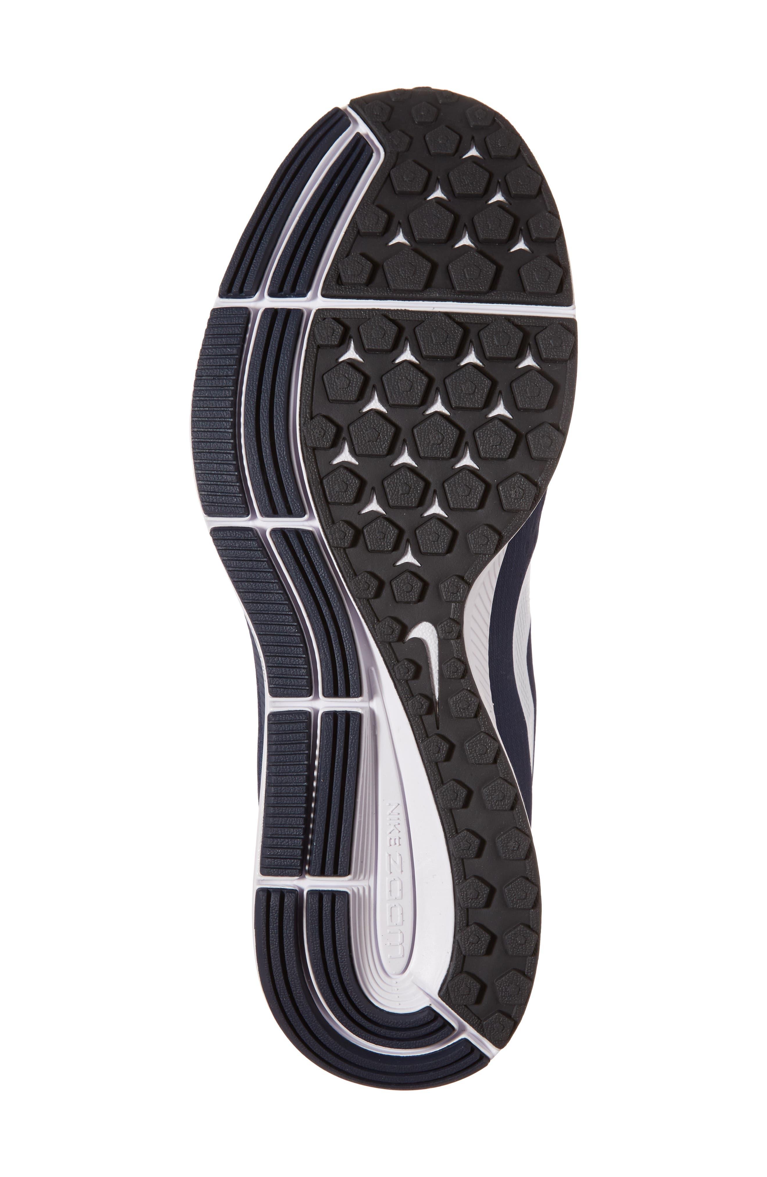 Air Zoom Pegasus 34 Sneaker,                             Alternate thumbnail 6, color,                             002