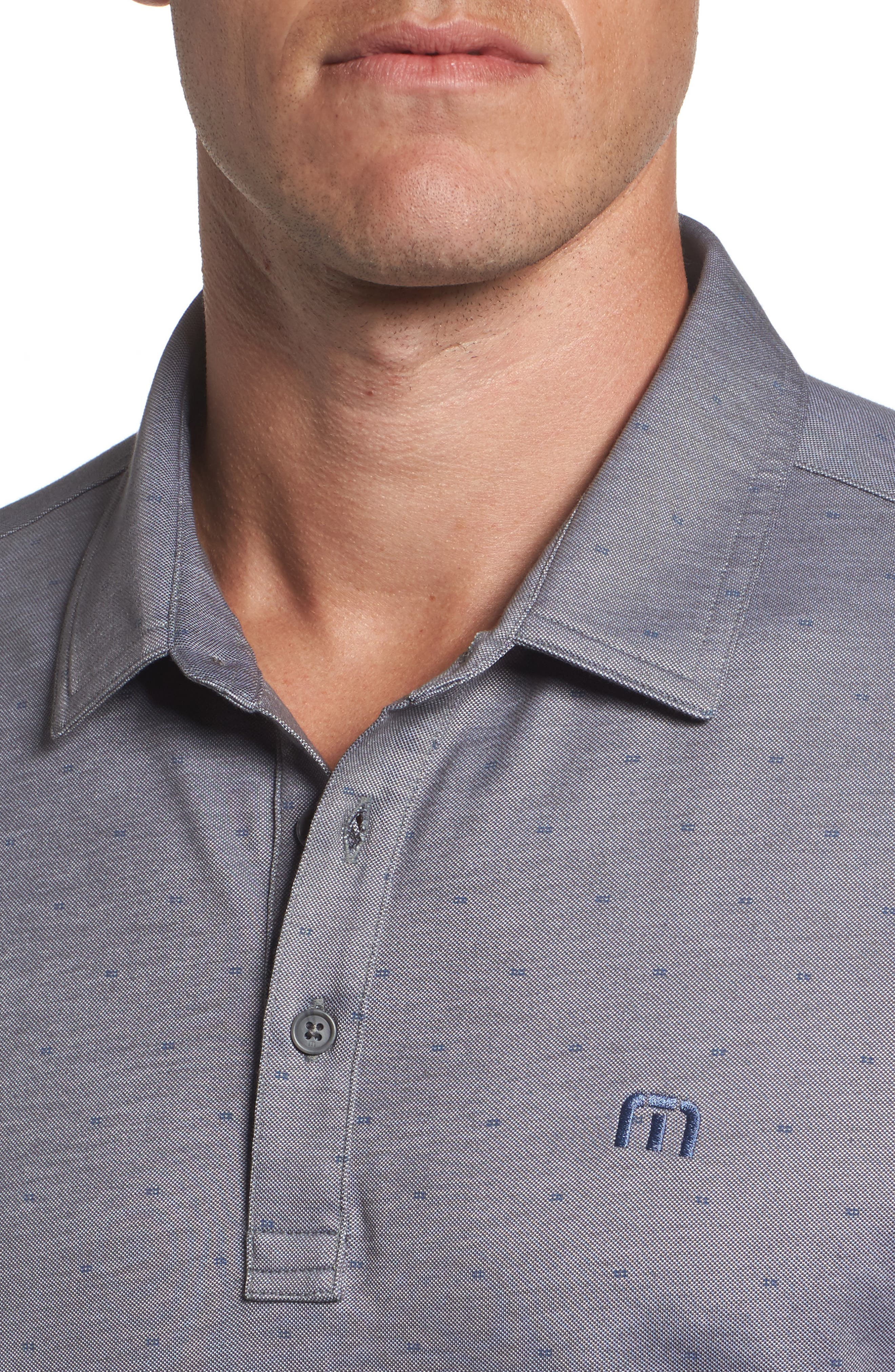 Thackerson Jacquard Piqué Polo,                             Alternate thumbnail 4, color,                             021