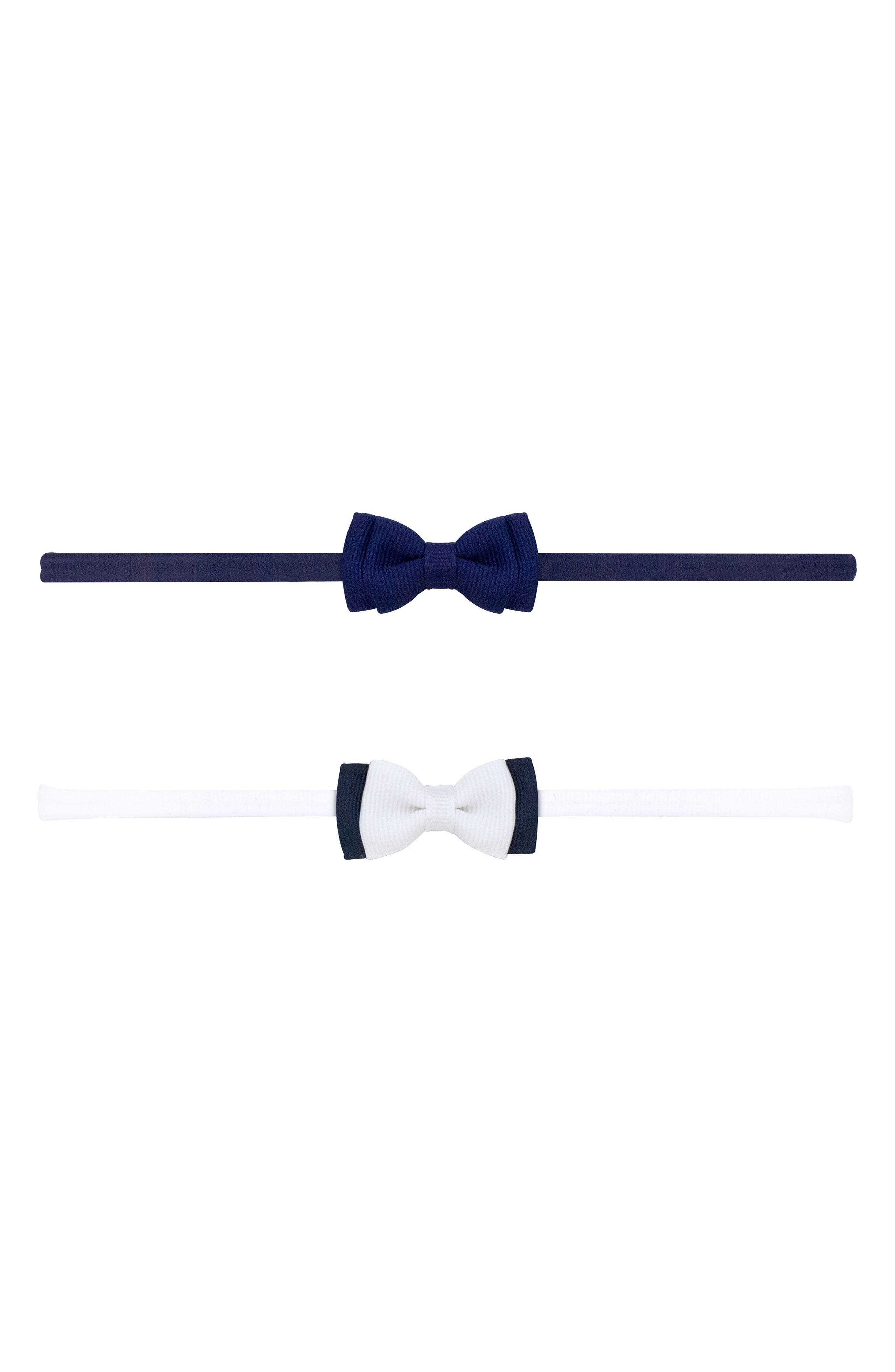 2-Pack Bow Headbands,                             Main thumbnail 1, color,                             480