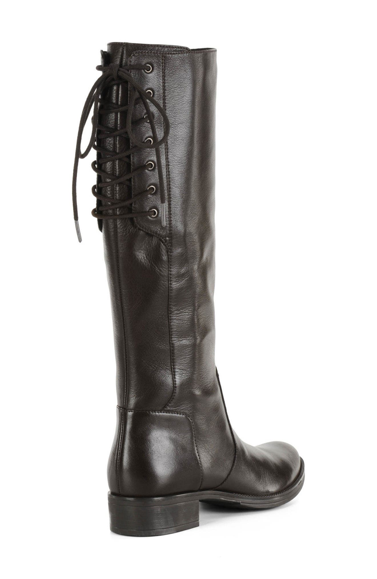 Mendi Tall Boot,                             Alternate thumbnail 4, color,