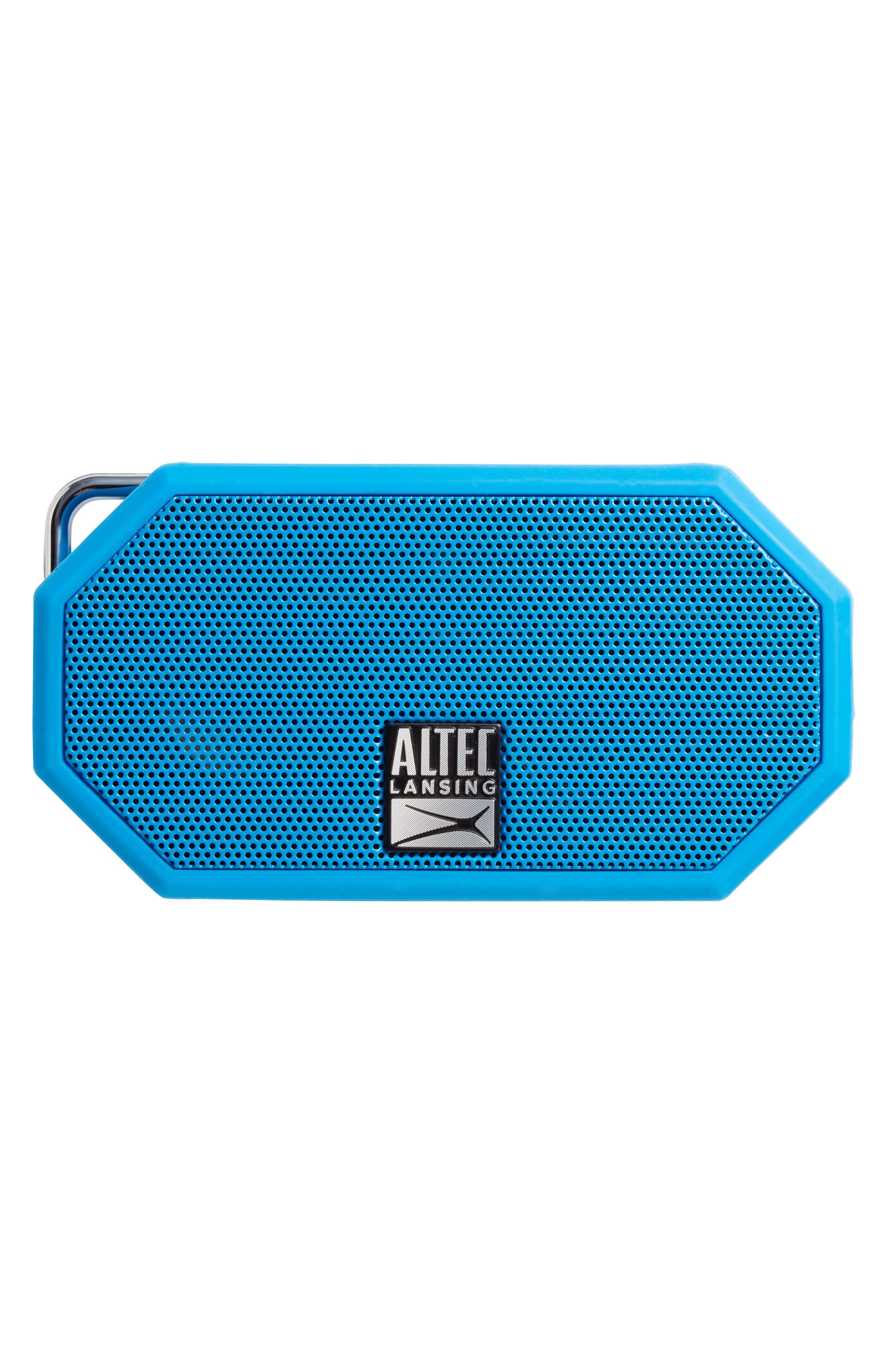 Mini H2O 3 Bluetooth<sup>®</sup> Speaker,                             Main thumbnail 4, color,
