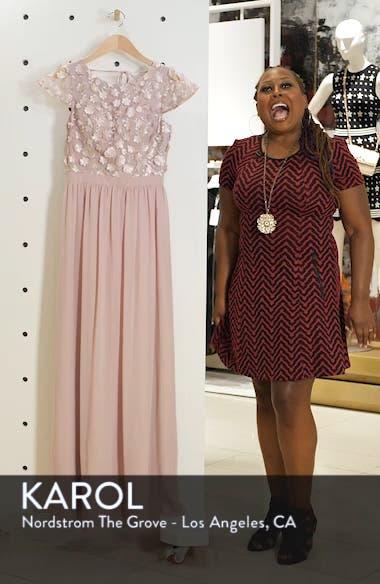 3D Flower Gown, sales video thumbnail