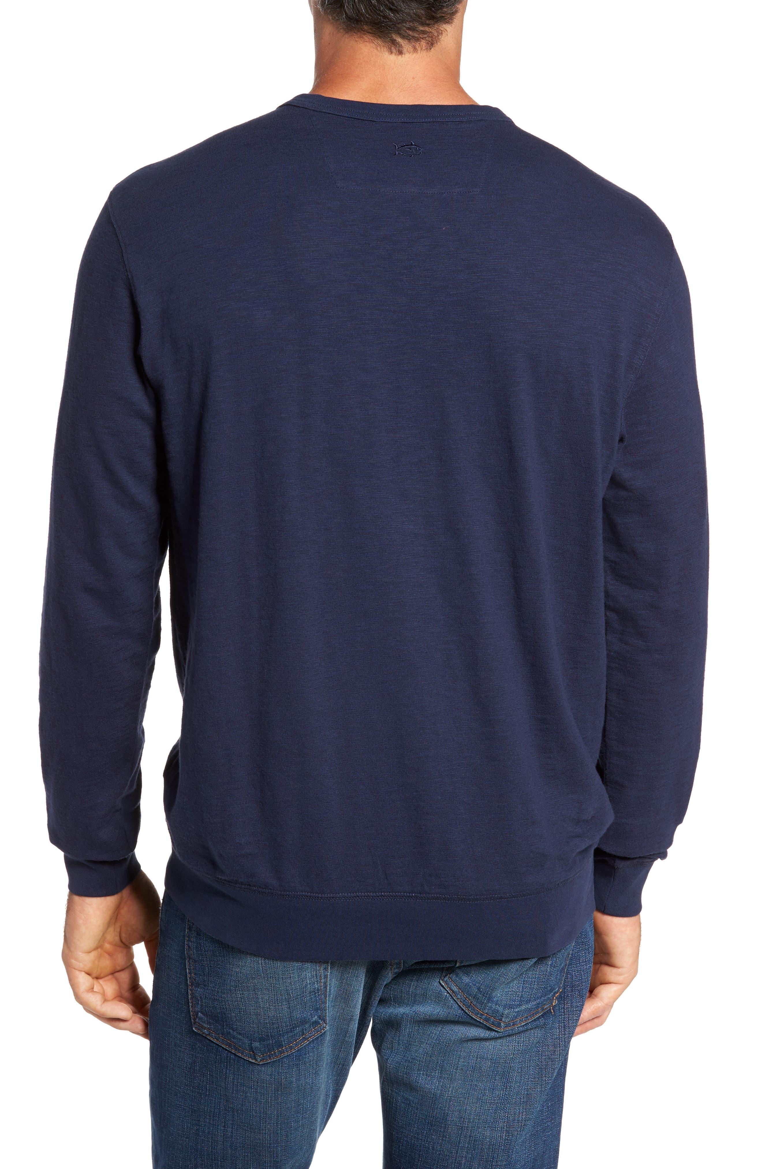 Montford Slub Pocket T-Shirt,                             Alternate thumbnail 2, color,                             408