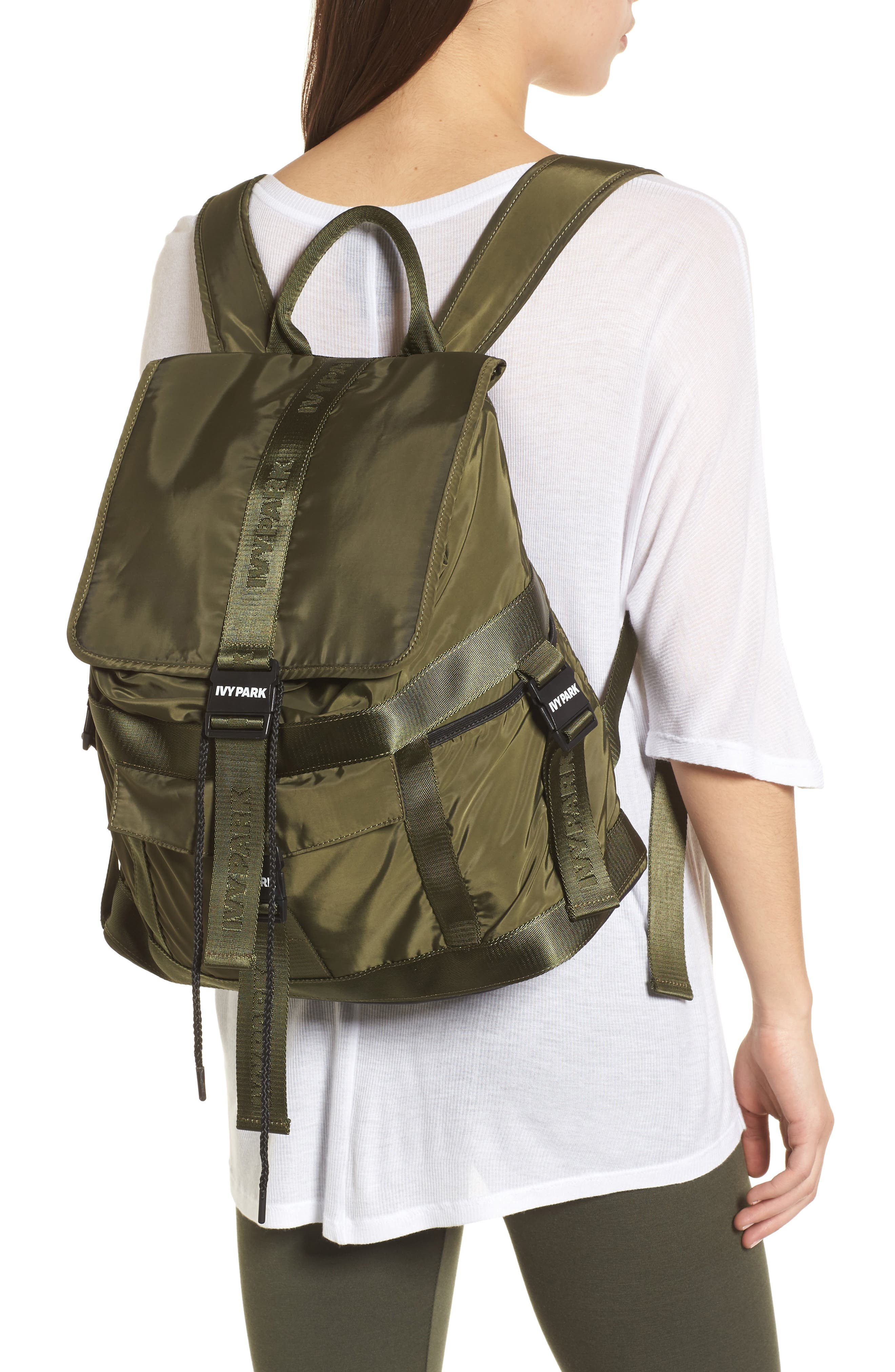 Parachute Strap Backpack,                             Alternate thumbnail 2, color,                             310