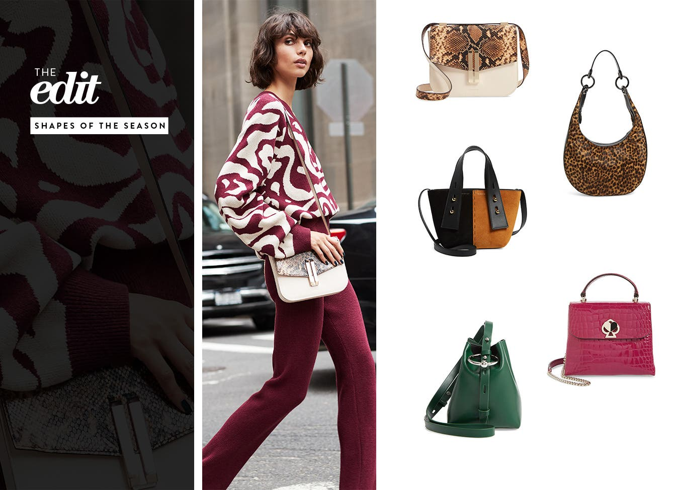 The edit: fall's best handbags.