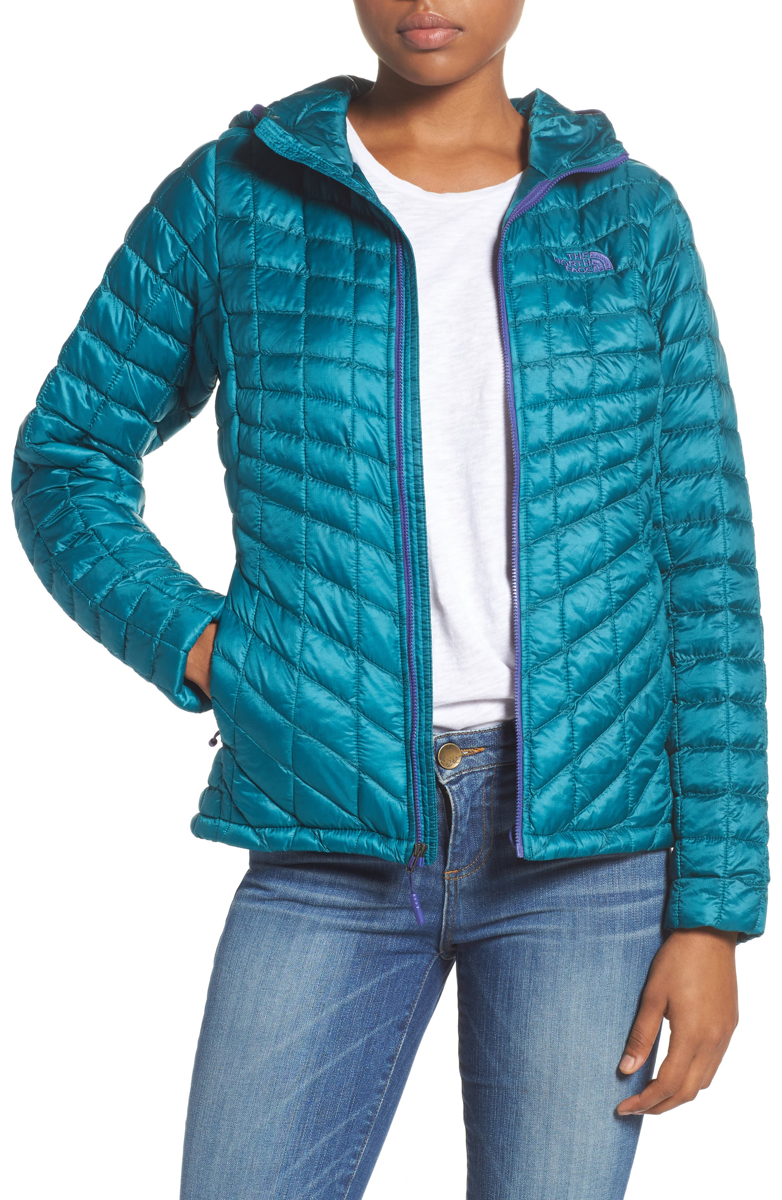 ThermoBall<sup>™</sup> Zip Hoodie,                             Main thumbnail 2, color,