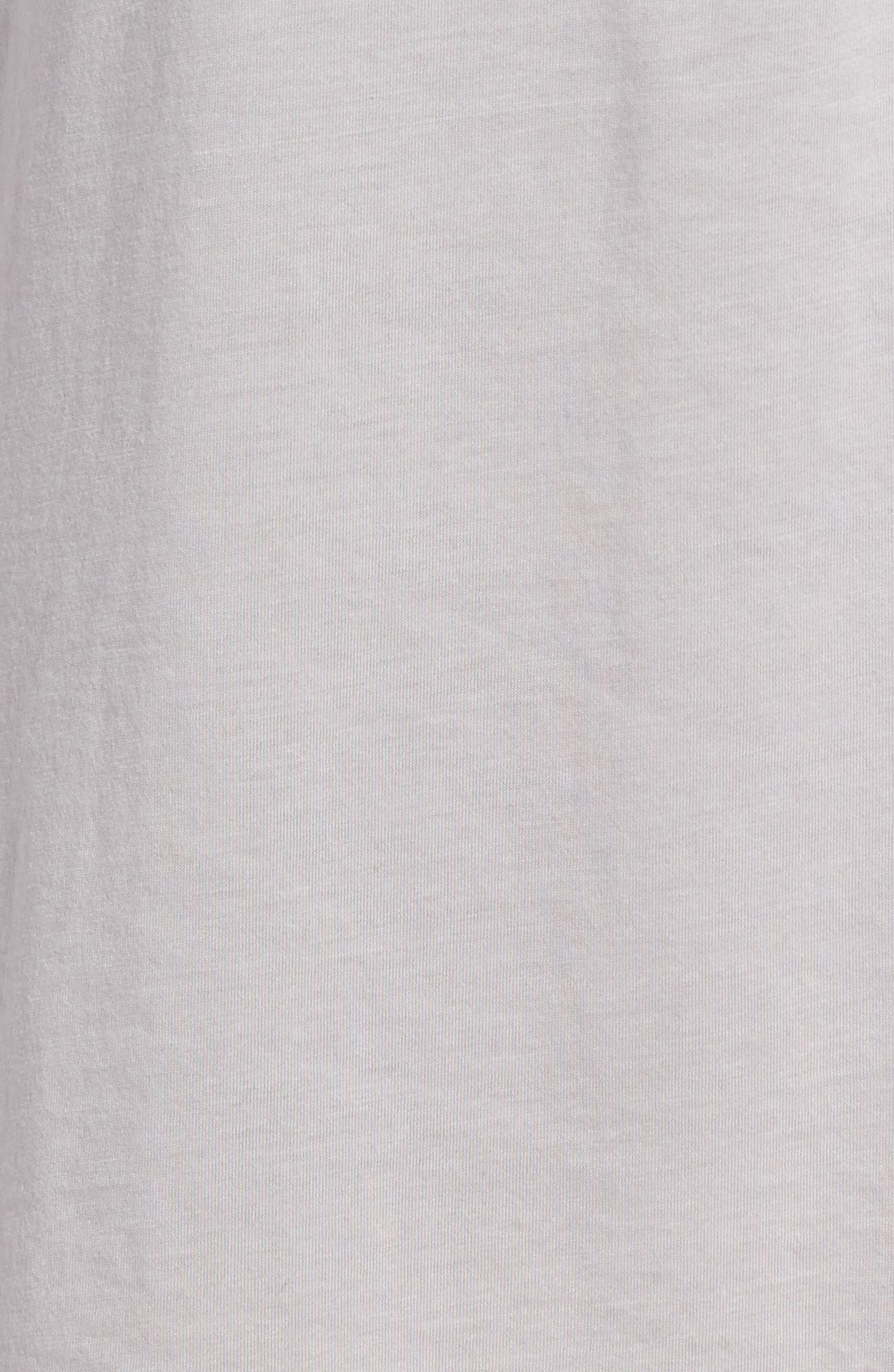 Burnout Cotton Blend Robe,                             Alternate thumbnail 10, color,