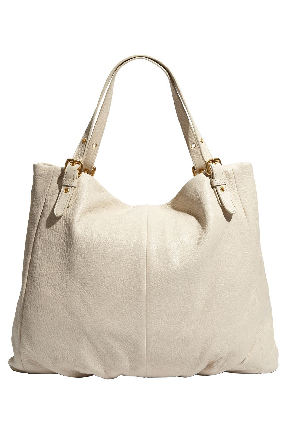 MARC BY MARC JACOBS 'Classic Q - Shopgirl' Leather Tote,                             Alternate thumbnail 7, color,
