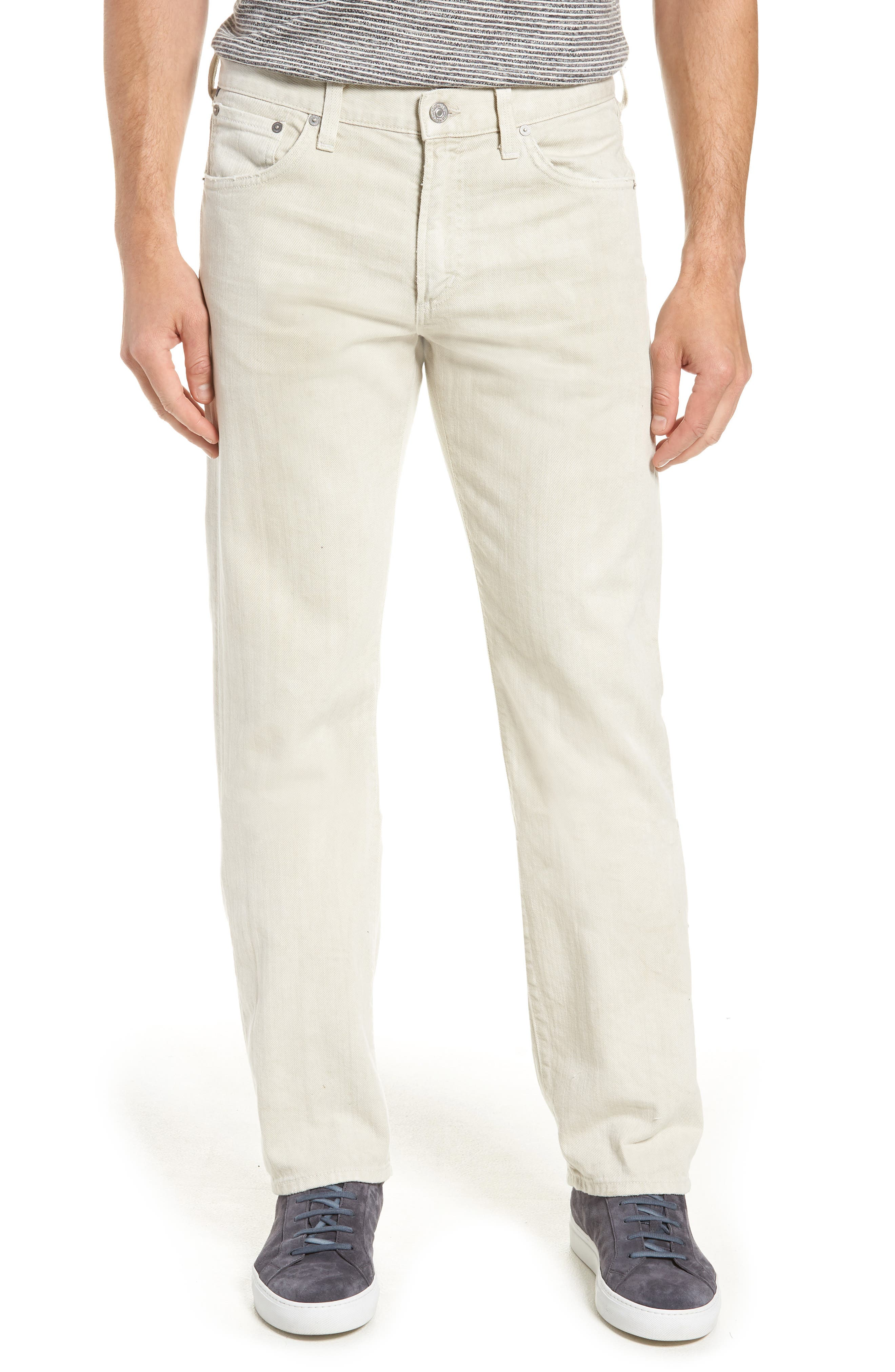 CITIZENS OF HUMANITY Sid Straight Leg Jeans, Main, color, MODA