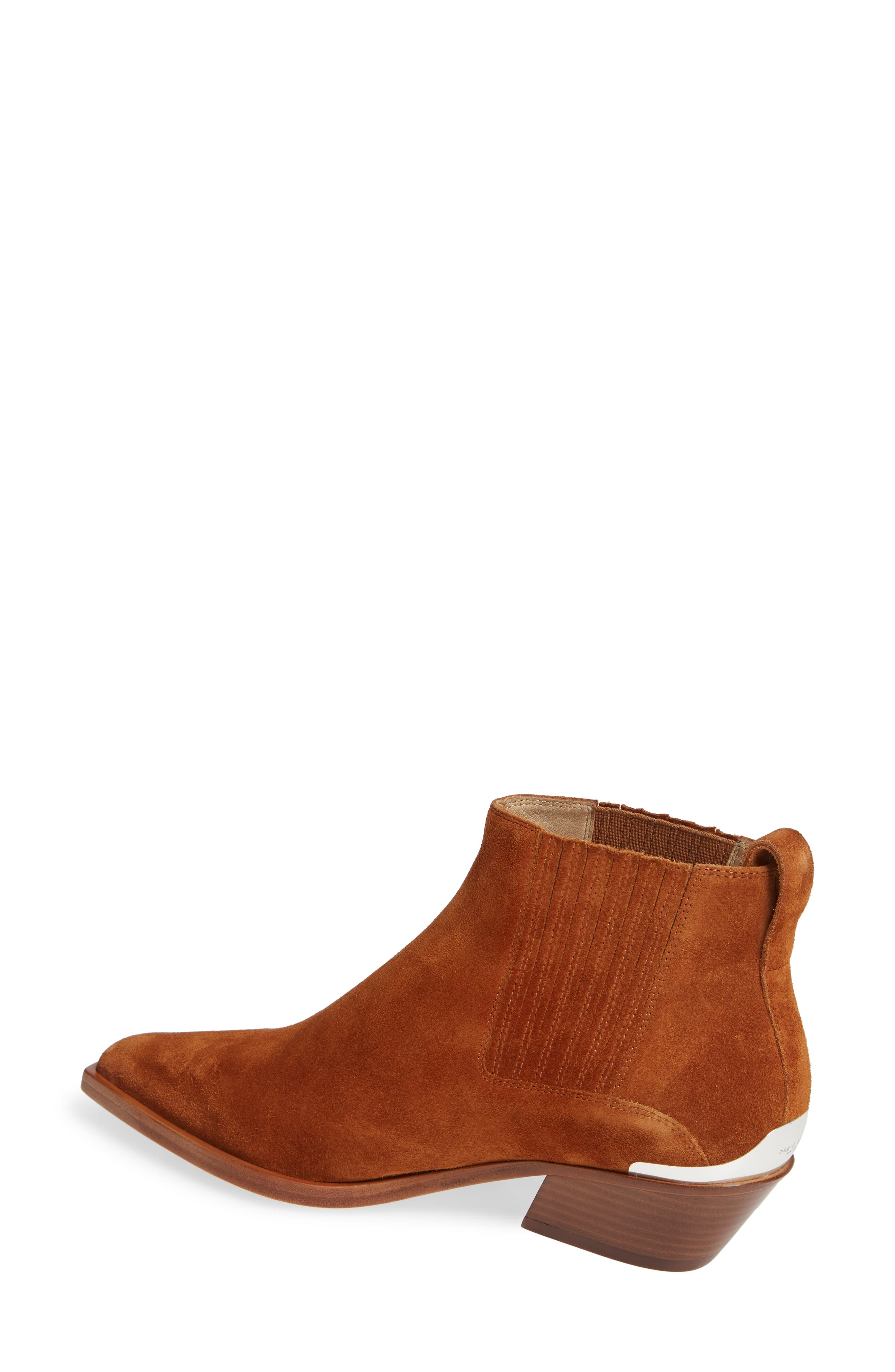 Westin Bootie,                             Alternate thumbnail 2, color,                             TAN SUEDE