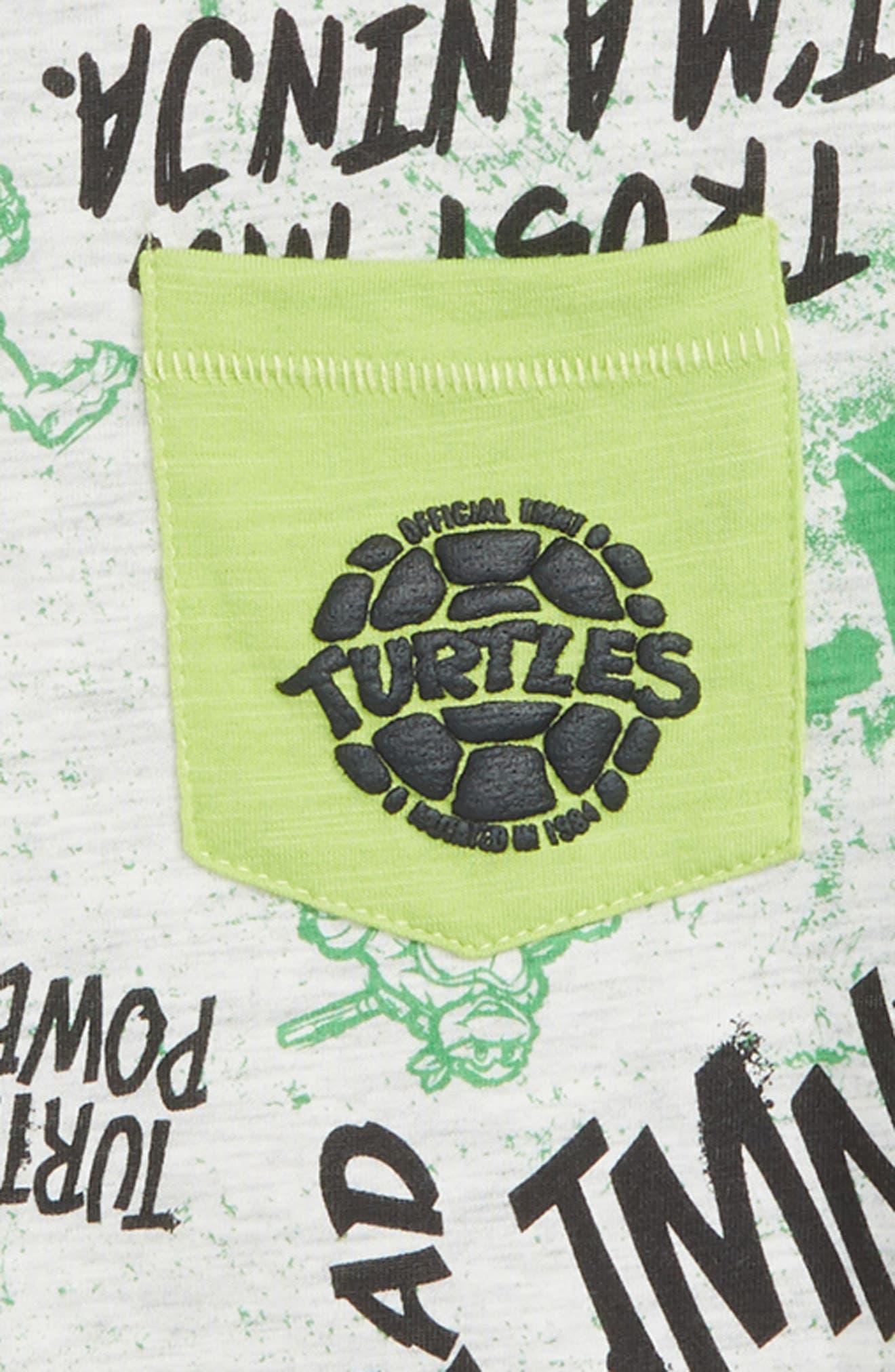 Teenage Mutant Ninja Turtles T-Shirt,                             Alternate thumbnail 2, color,                             300
