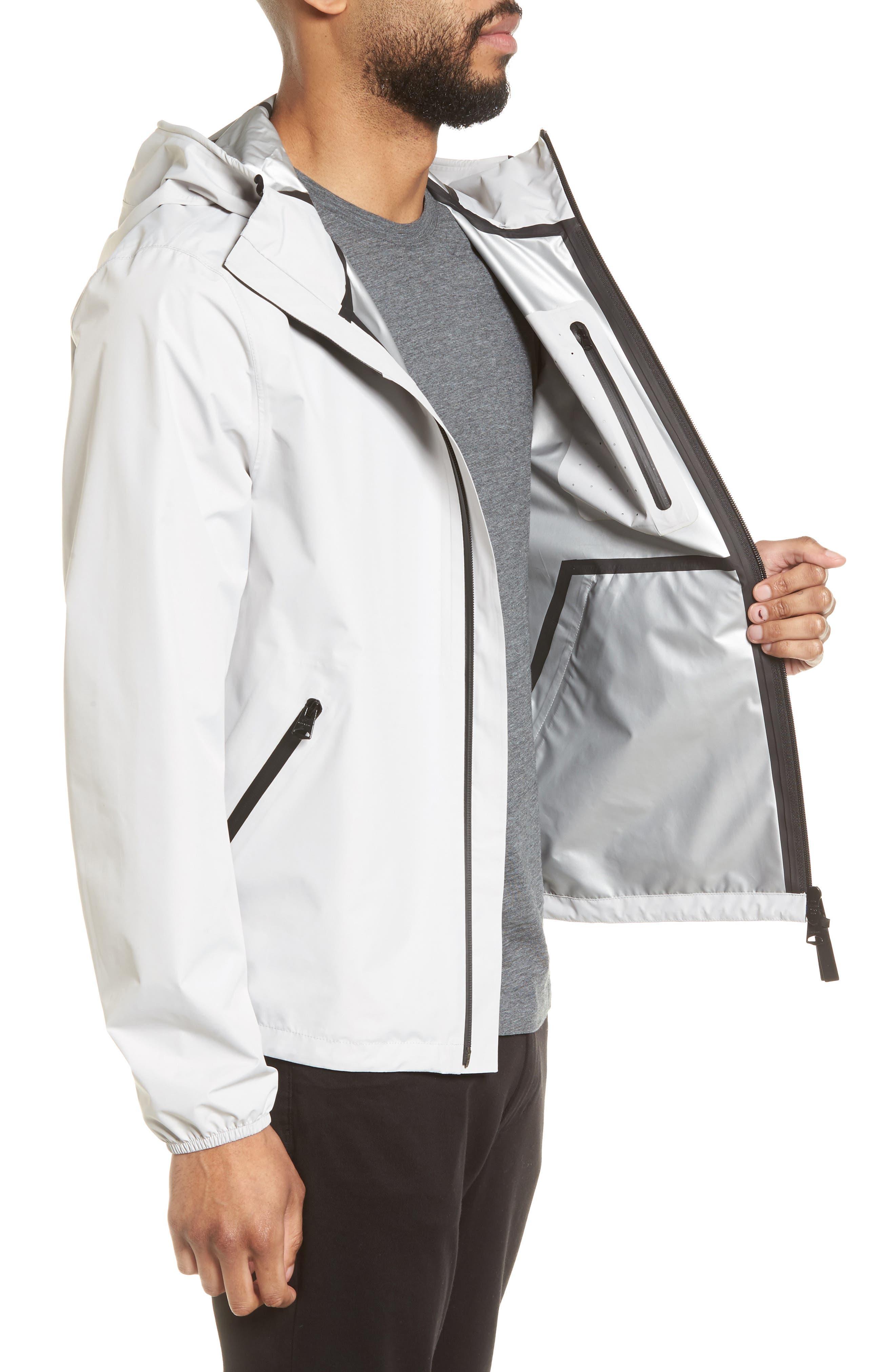 Hooded Jacket,                             Alternate thumbnail 3, color,                             020